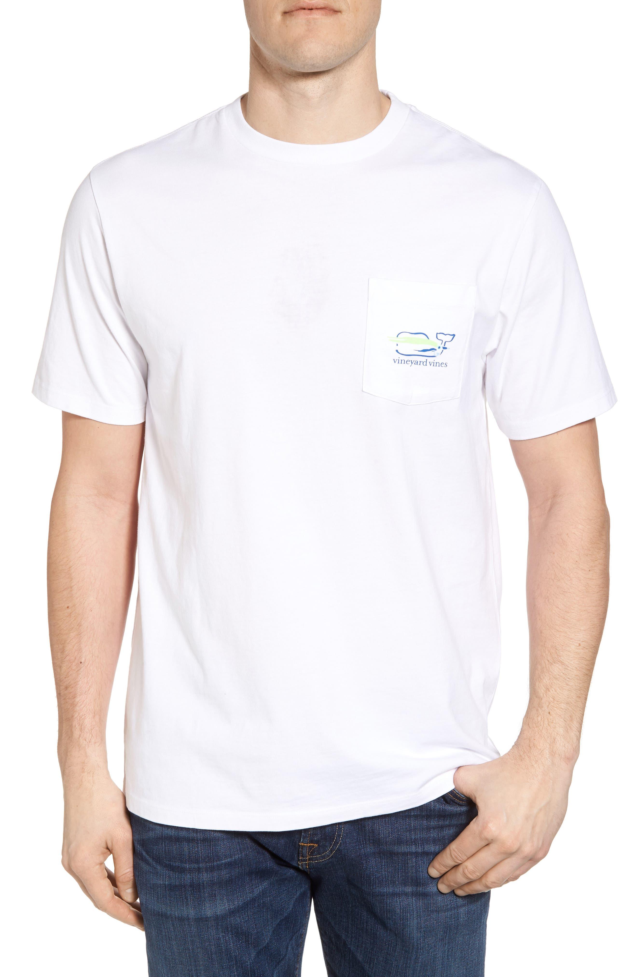 vineyard vines Fishing Excursion T-Shirt