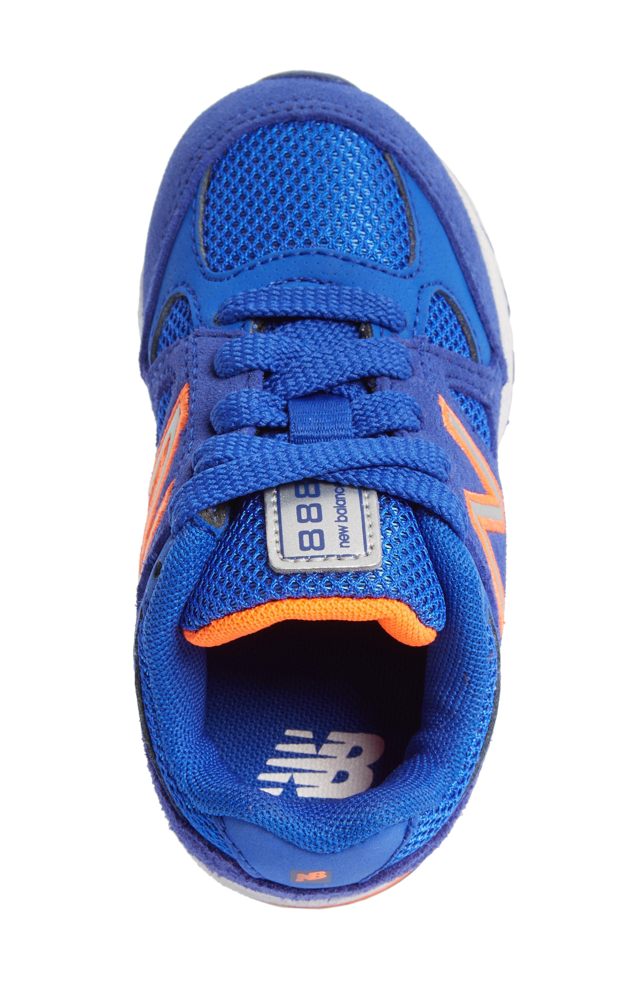 888 Sneaker,                             Alternate thumbnail 5, color,                             Pacific