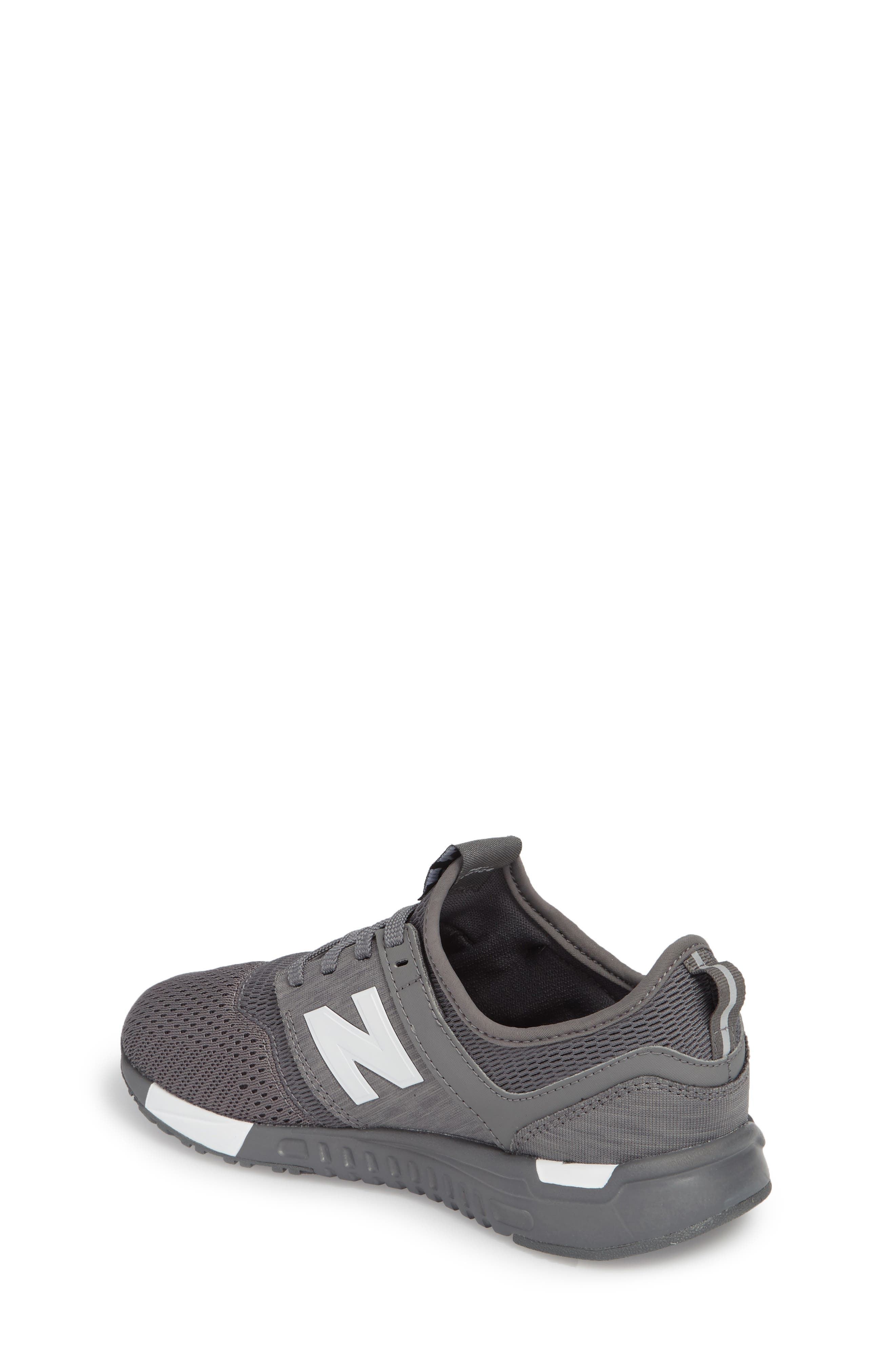 247 Sport Sneaker,                             Alternate thumbnail 2, color,                             Grey/ Black