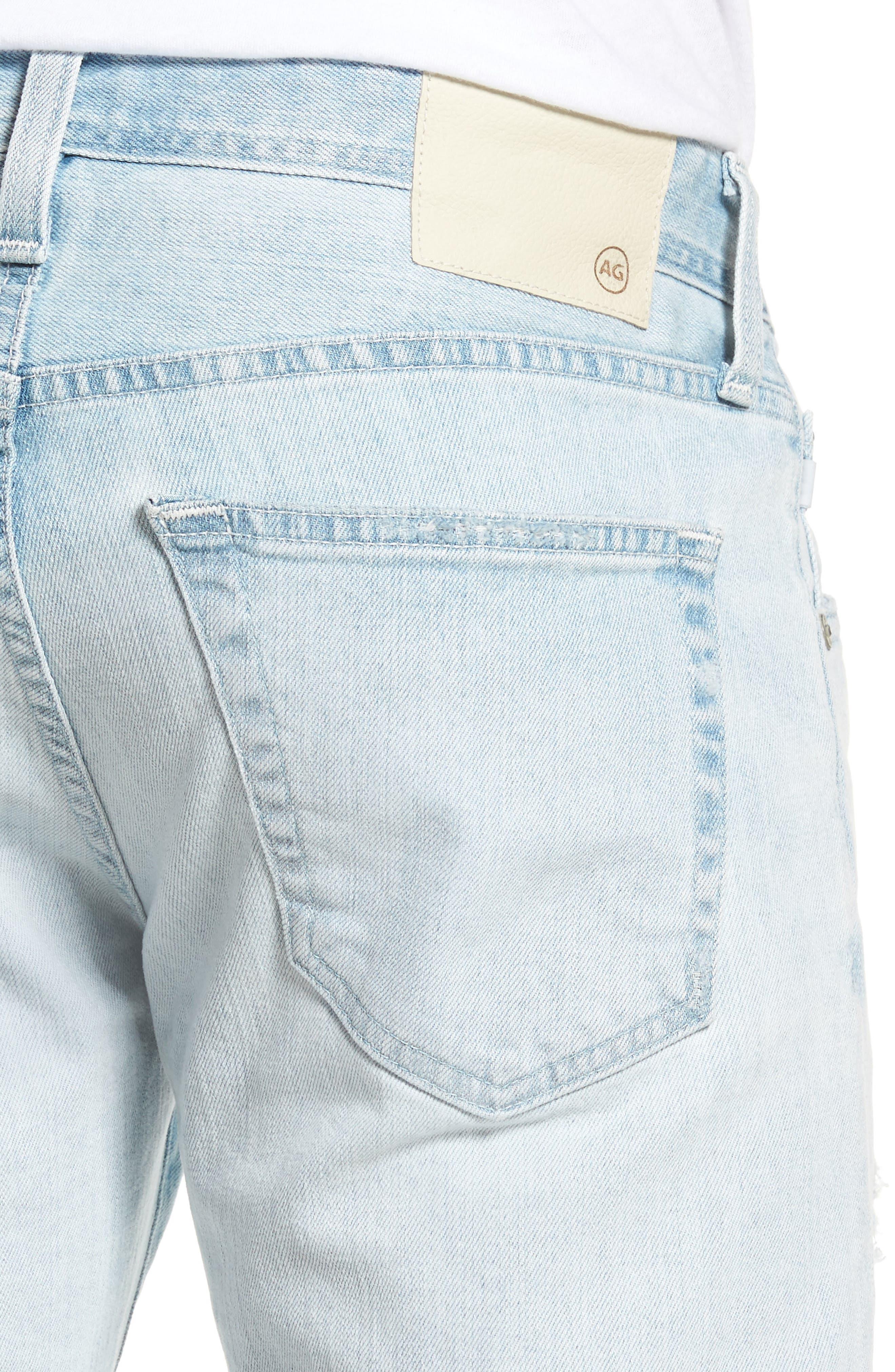 Tellis Slim Fit Jeans,                             Alternate thumbnail 4, color,                             27 Years Surfrider
