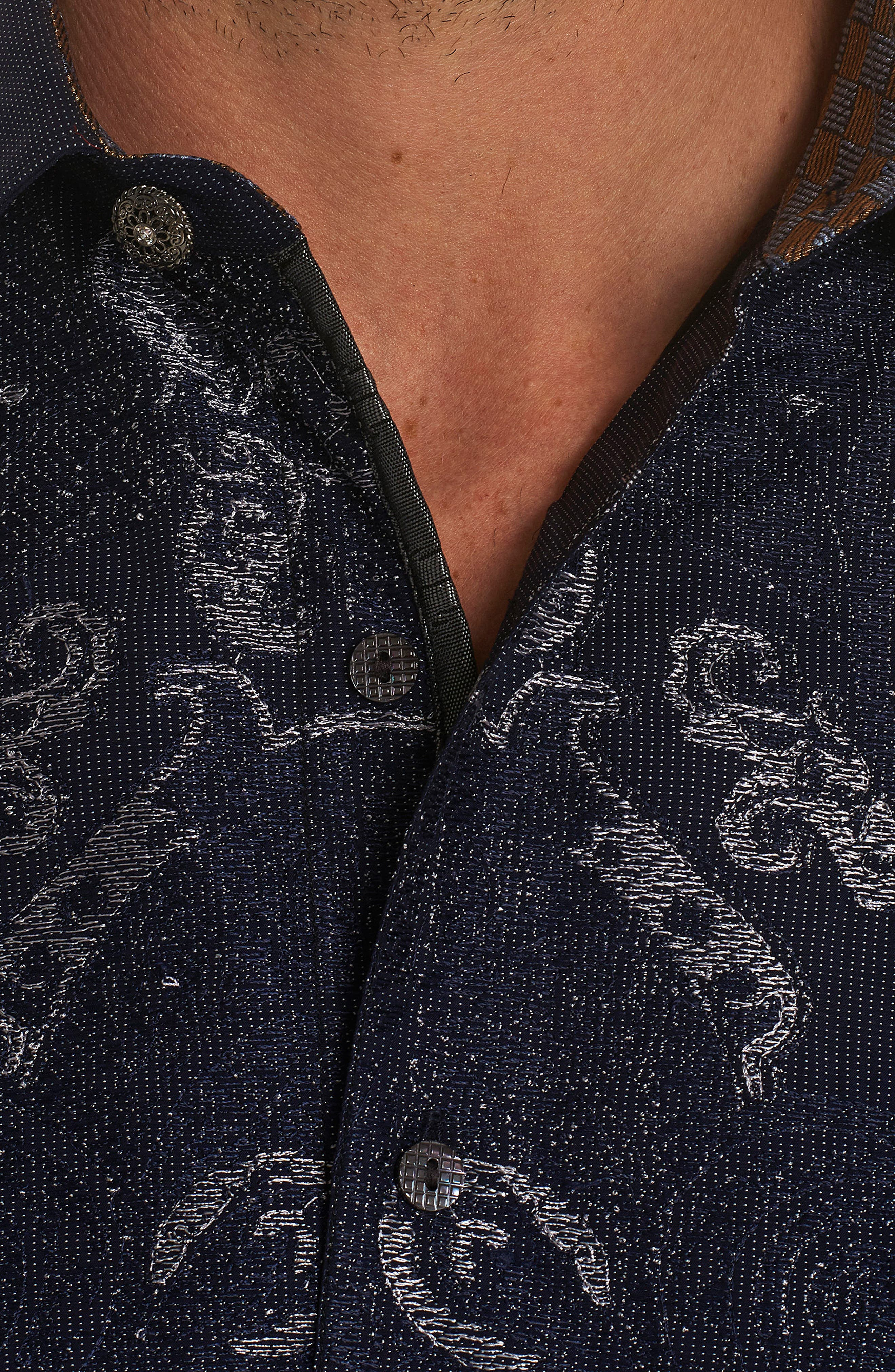 Alternate Image 4  - Robert Graham The Cooley Limited Edition Classic Fit Sport Shirt