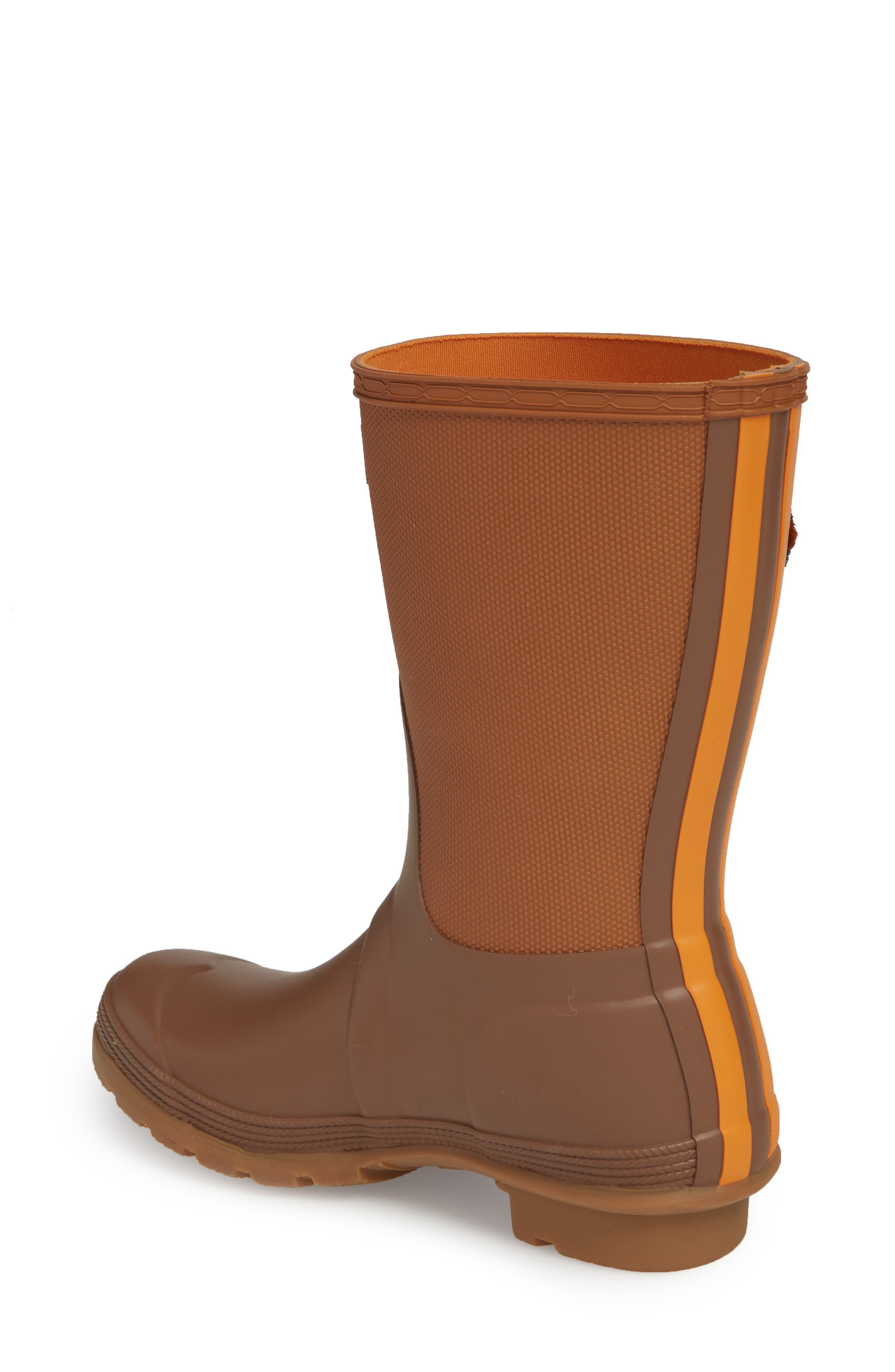 Alternate Image 2  - Hunter Original Sissinghurst Short Rain Boot (Women)