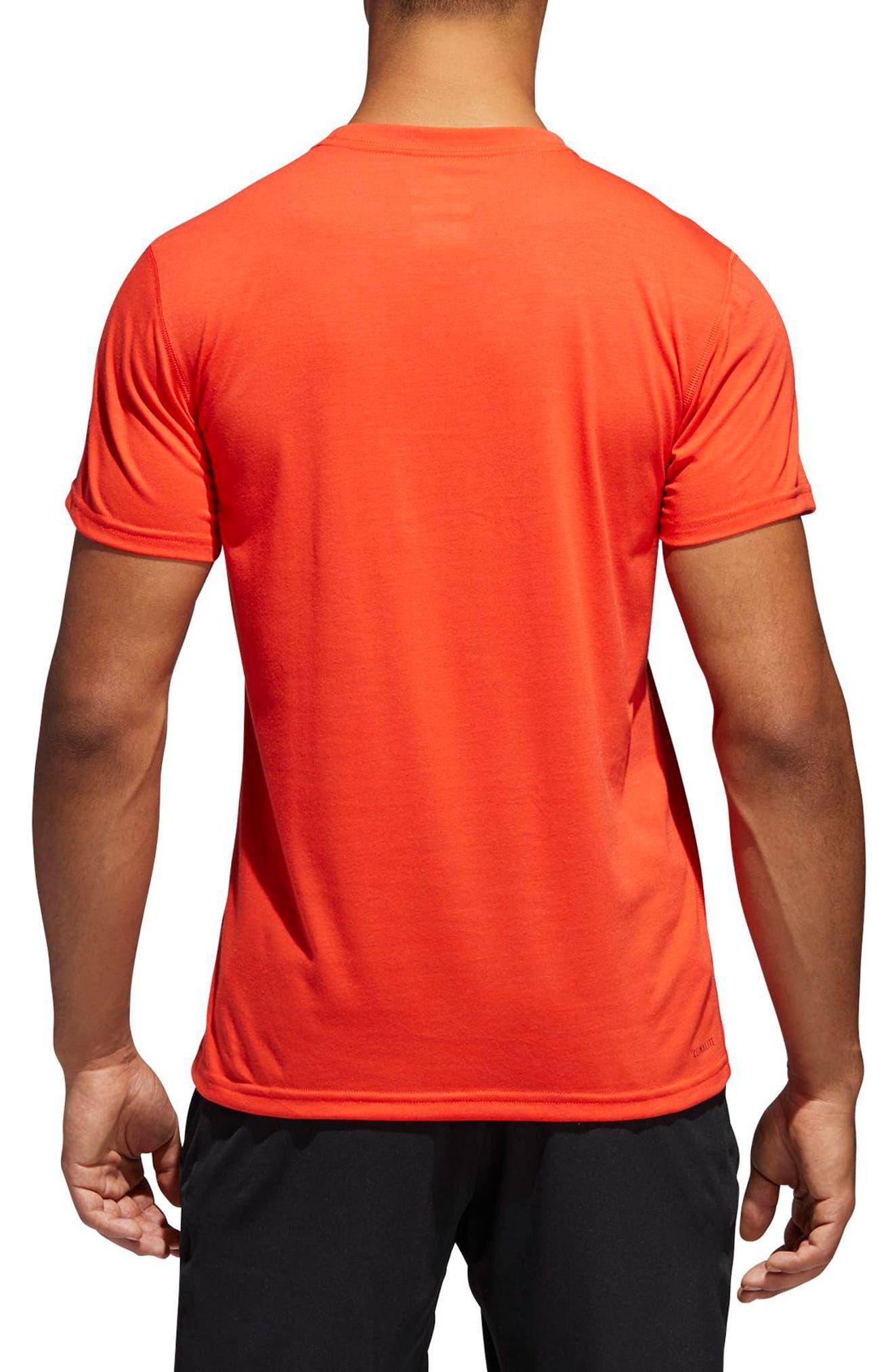 Ultimate T-Shirt,                             Alternate thumbnail 2, color,                             Hi-Res Red