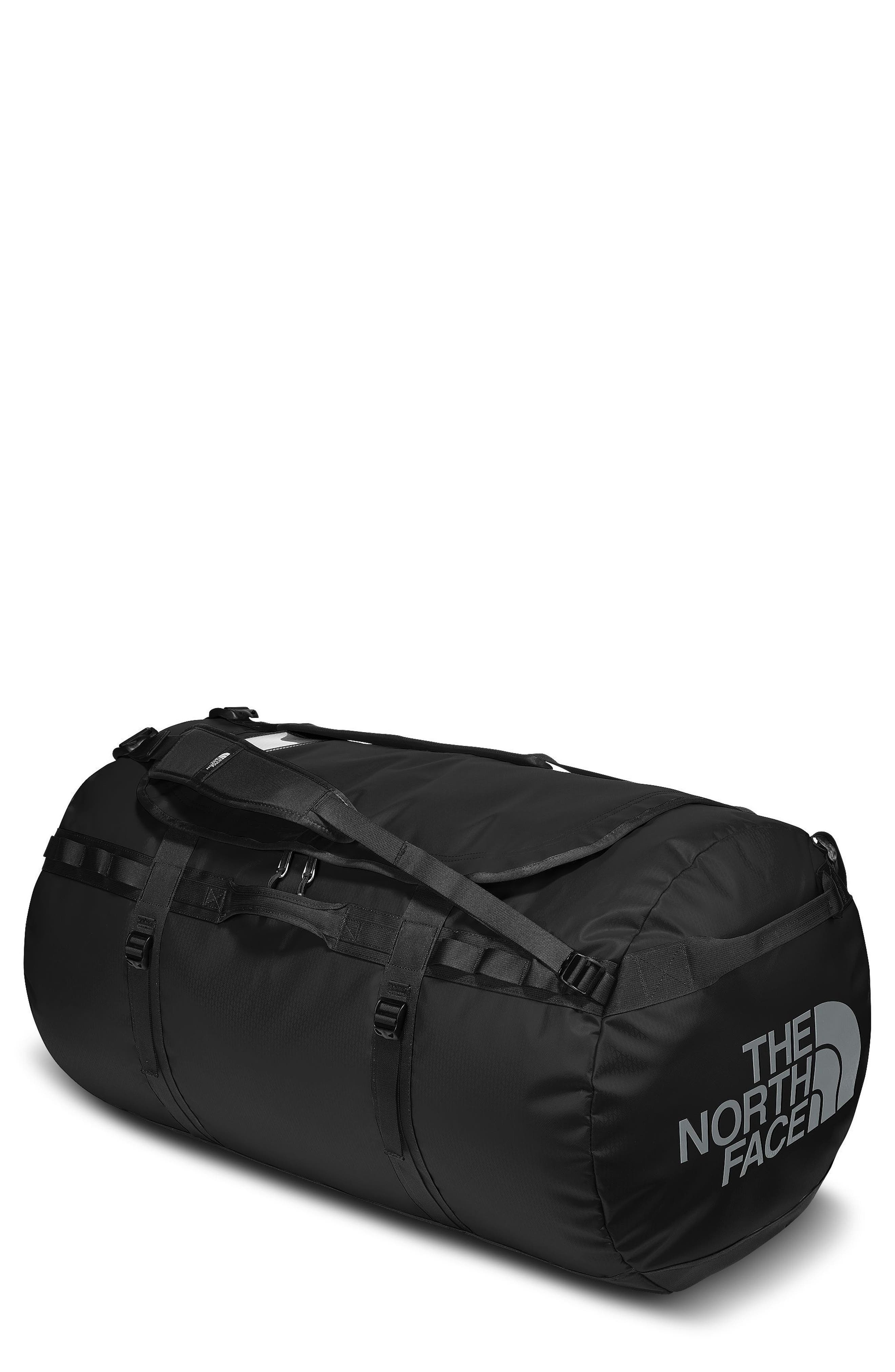 Base Camp XXL Duffel Bag,                             Main thumbnail 1, color,                             Tnf Black