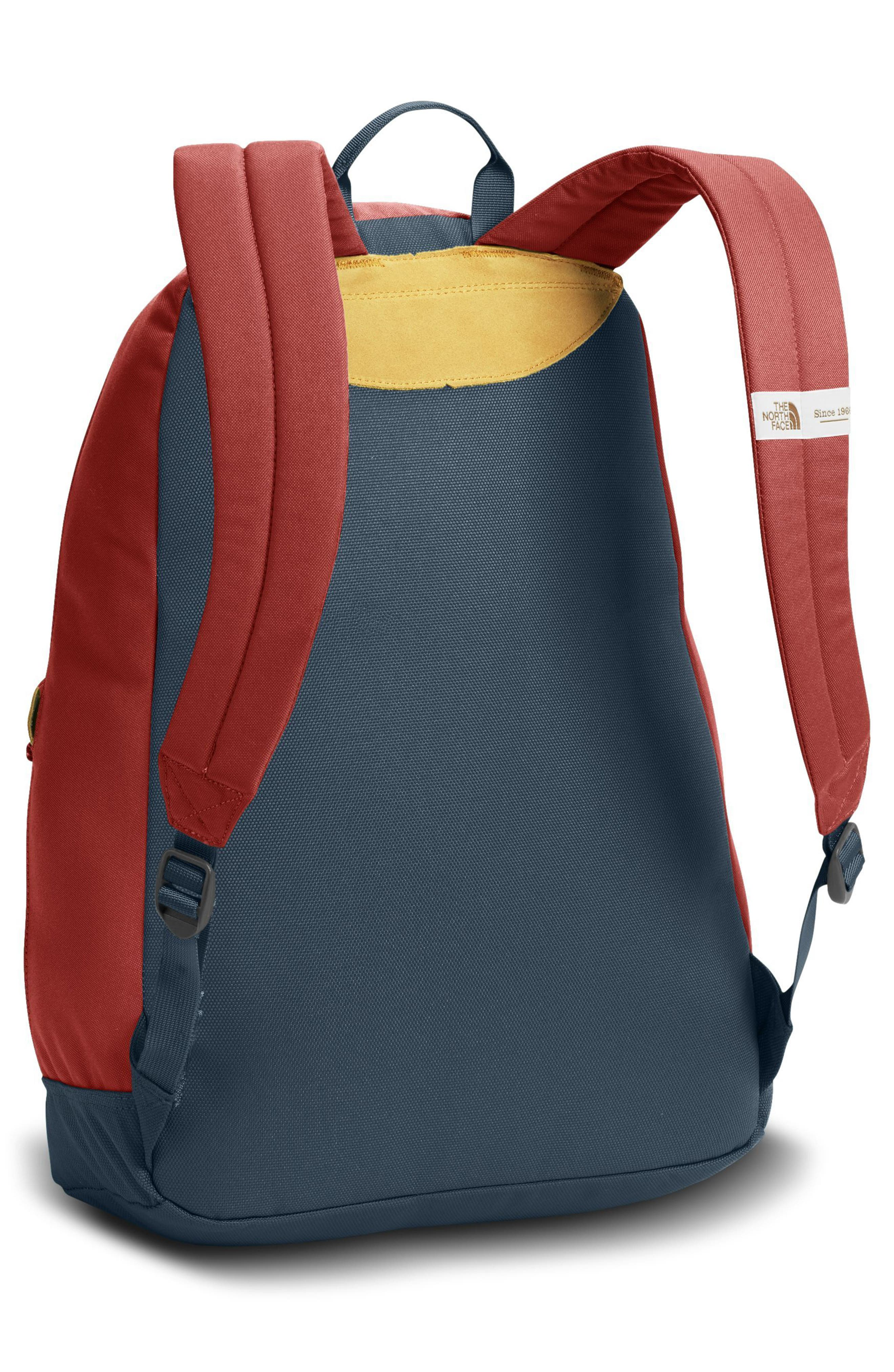 Berkeley Backpack,                             Alternate thumbnail 2, color,                             Bossa Nova Red/ Conquer Blue