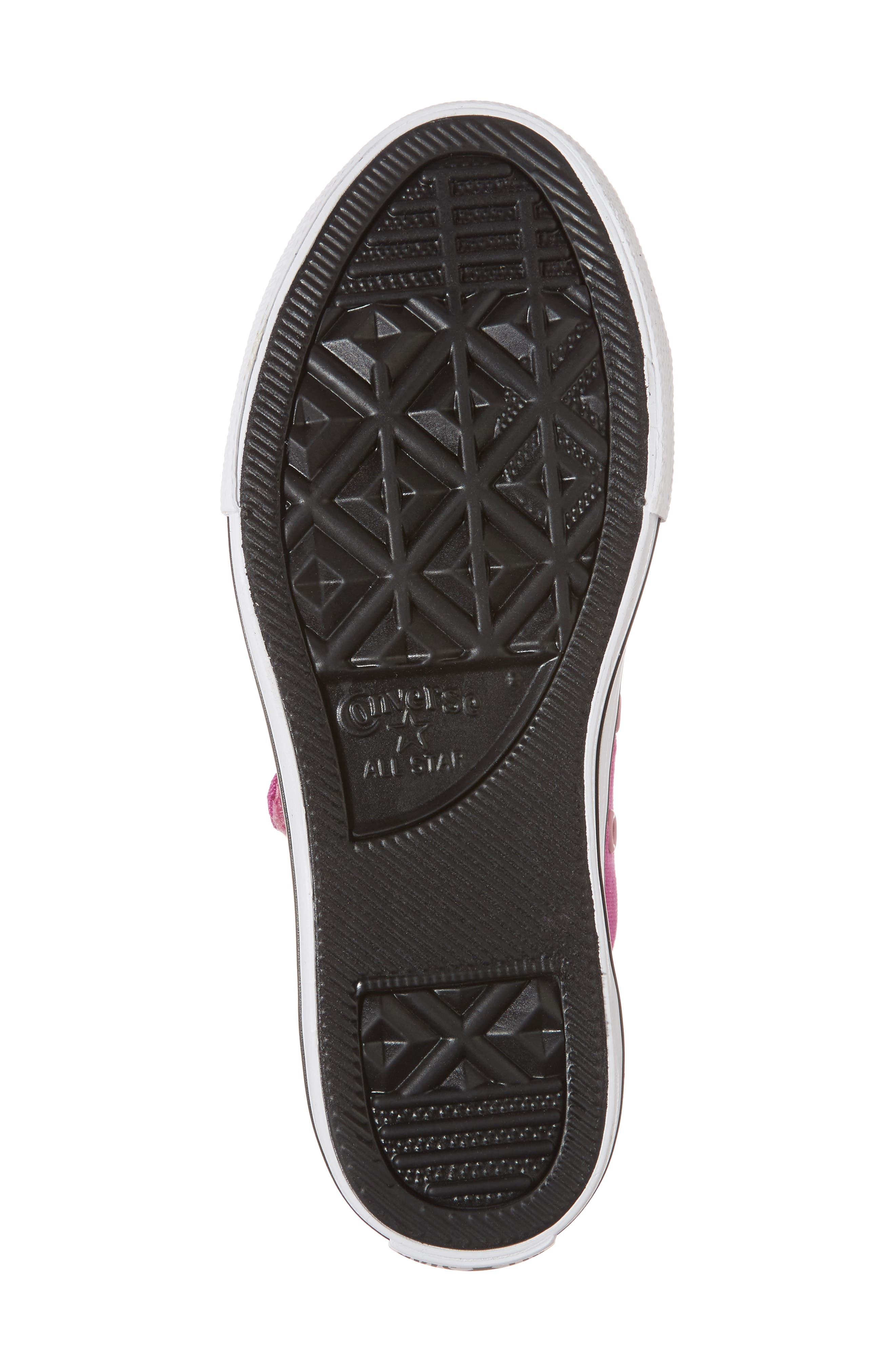Chuck Taylor<sup>®</sup> All Star<sup>®</sup> 3V Low Top Sneaker,                             Alternate thumbnail 6, color,                             Hyper Magenta