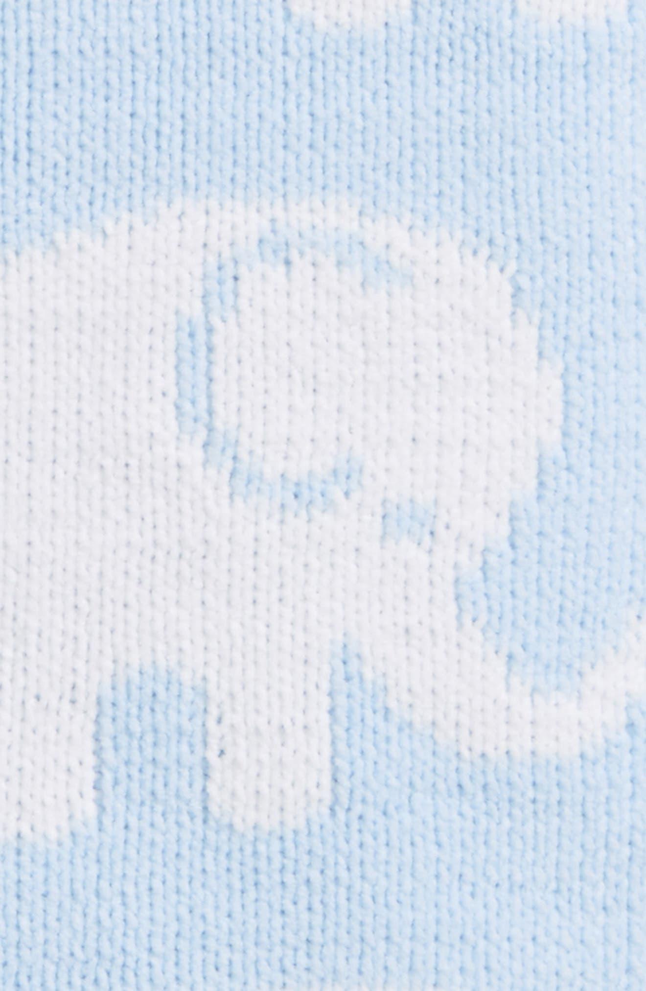 Alternate Image 2  - Nordstrom Baby Chenille Blanket