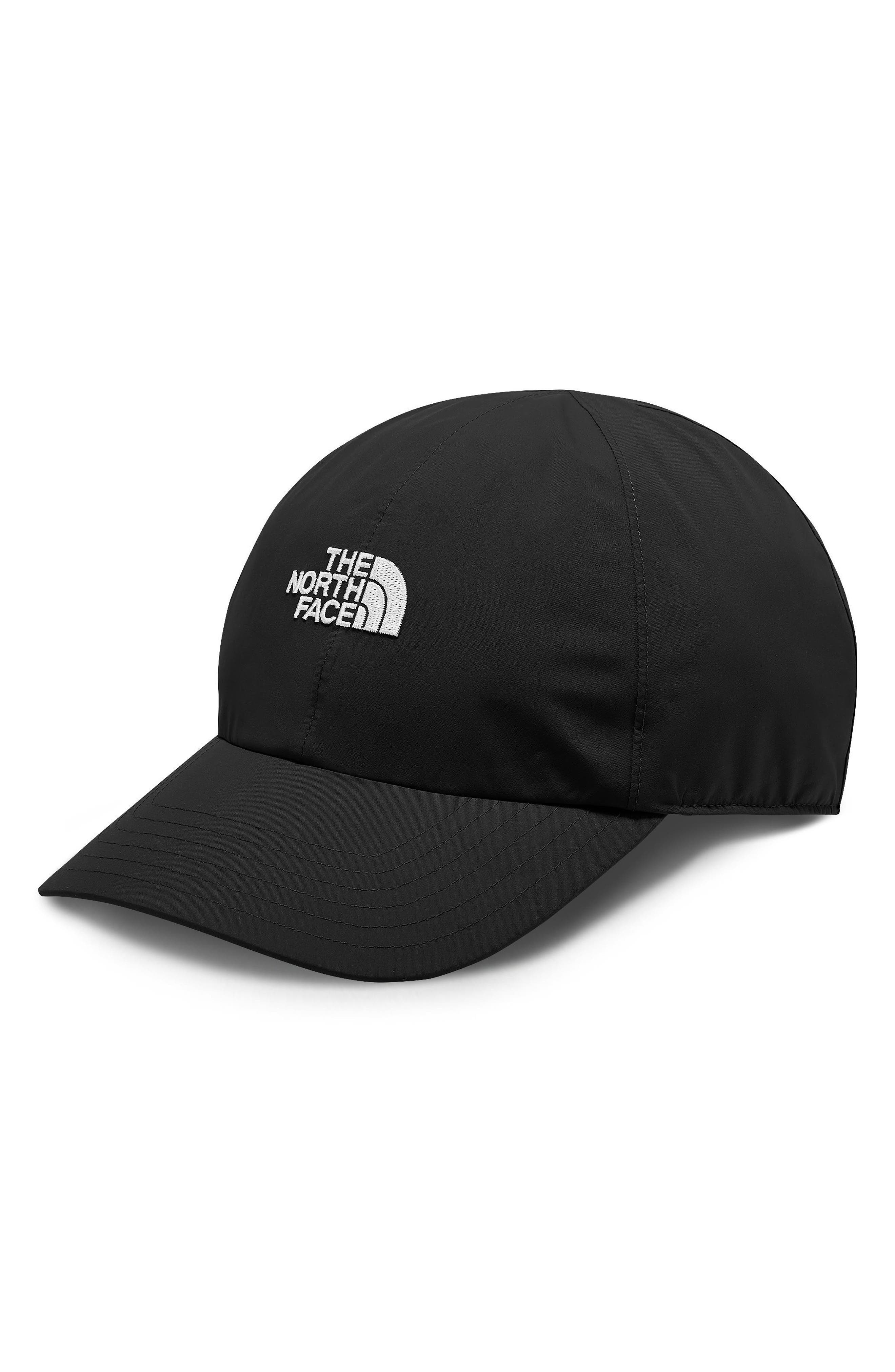 Logo Gore-Tex<sup>®</sup> Cap,                             Main thumbnail 1, color,                             Tnf Black/ Tnf White
