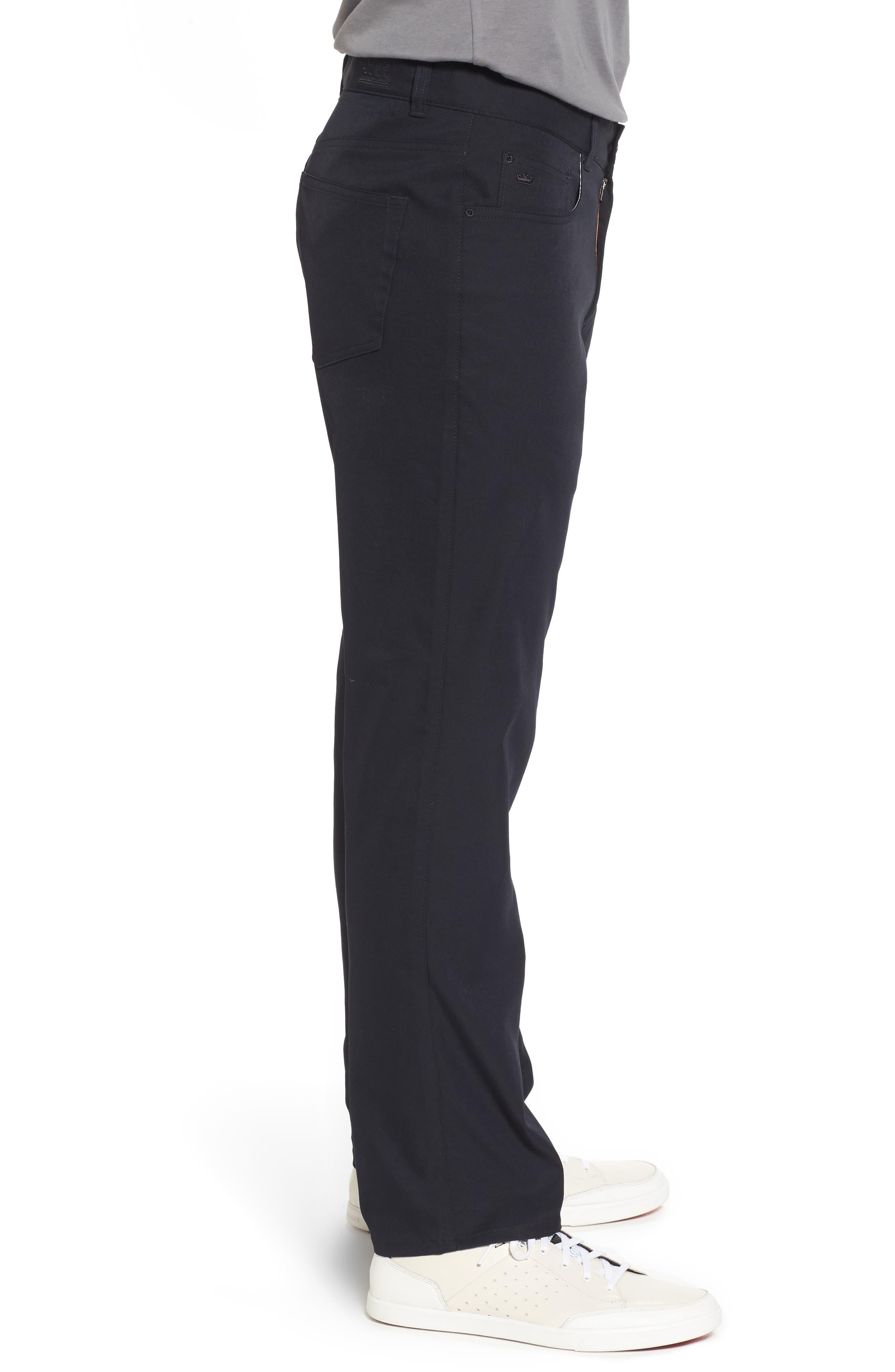 EB66 Performance Six-Pocket Pants,                             Alternate thumbnail 3, color,                             Black