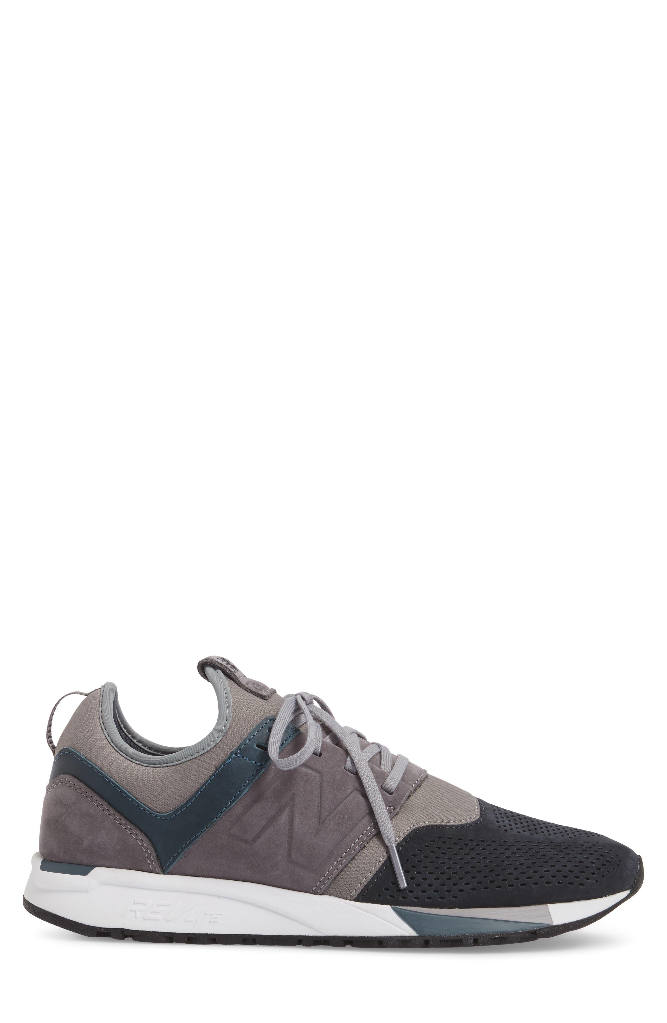 Alternate Image 3  - New Balance 274 Luxe Sneaker (Men)