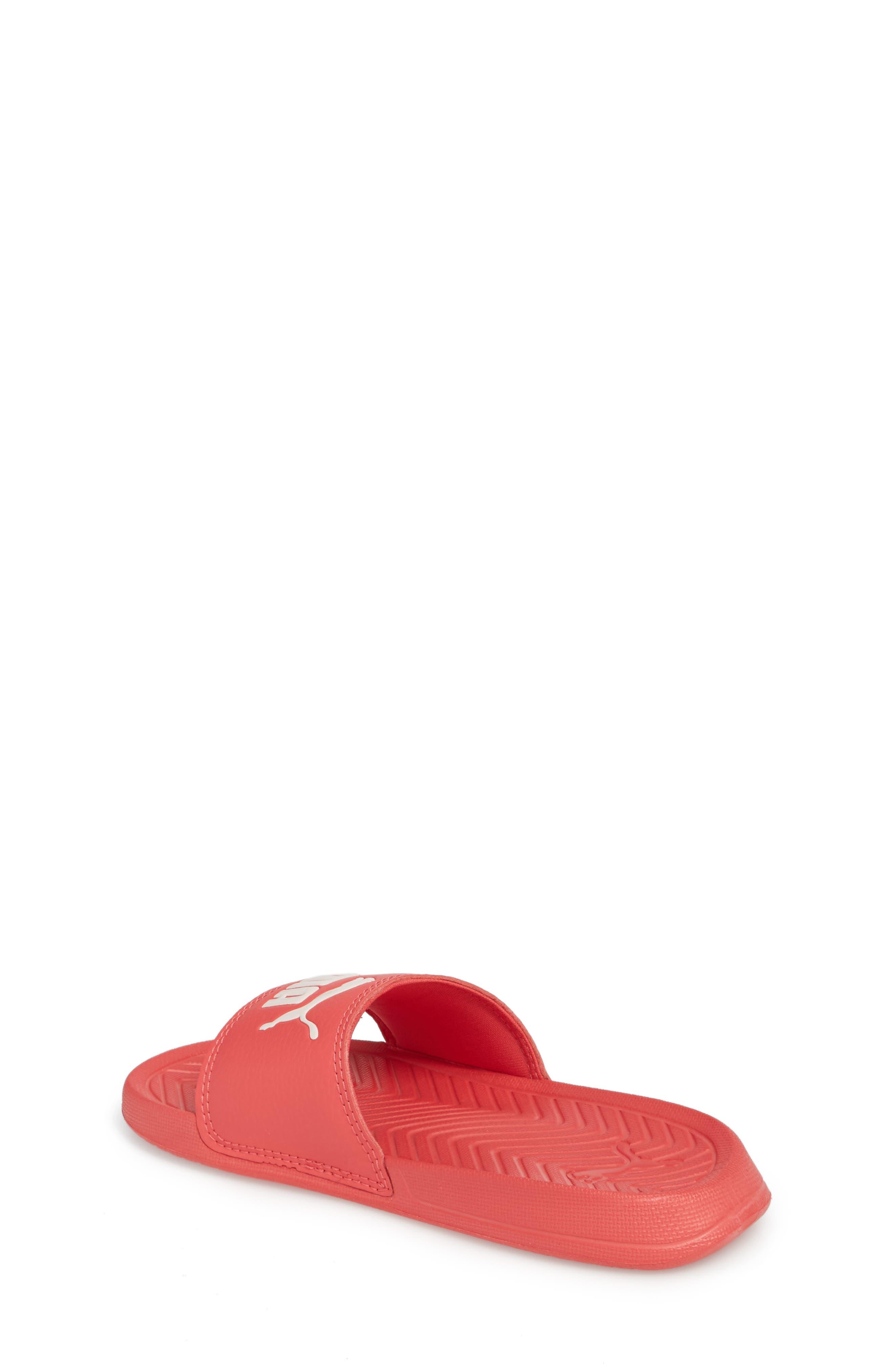 Popcat Slide Sandal,                             Alternate thumbnail 2, color,                             Paradise Pink/ Pearl