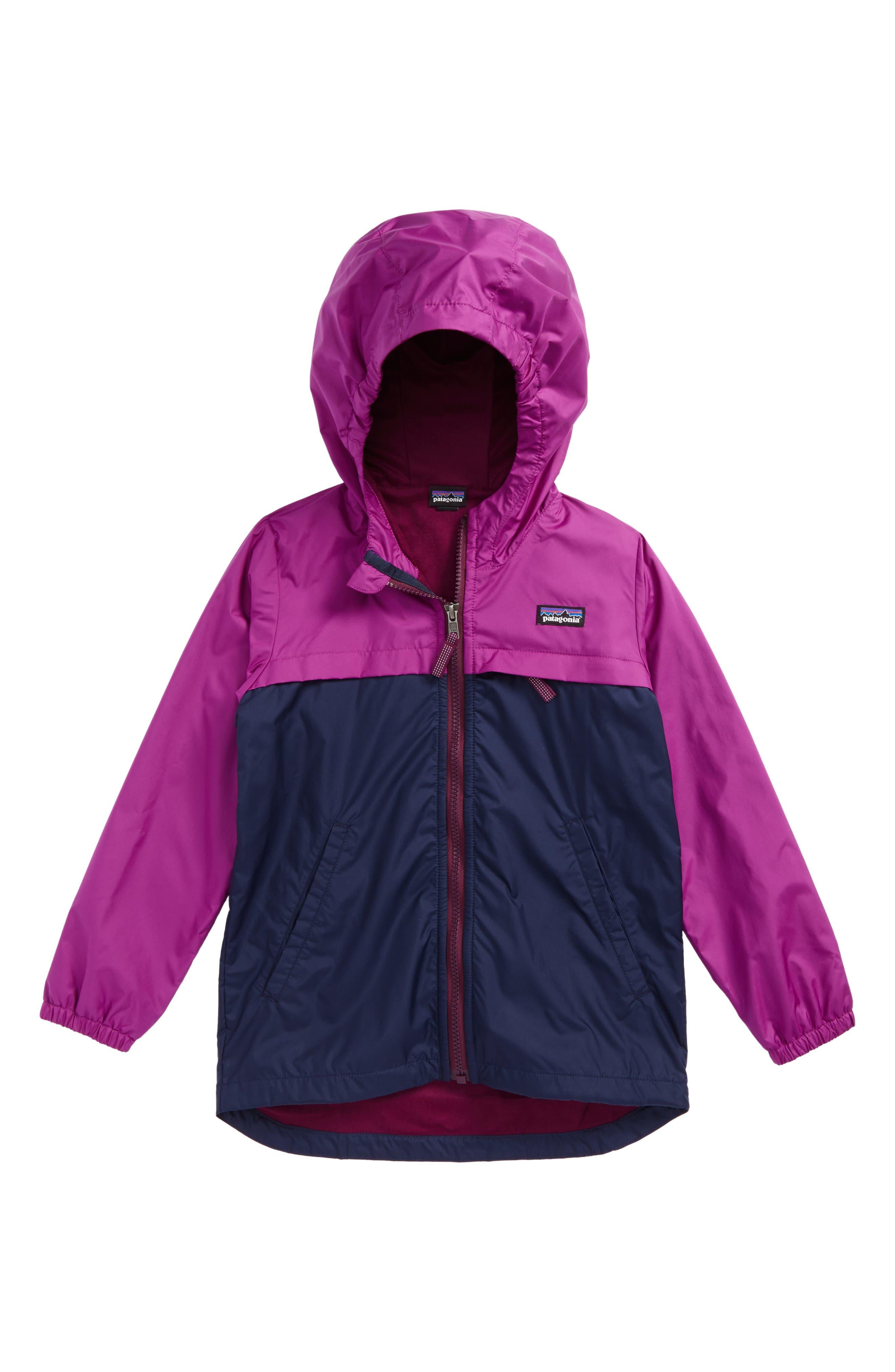 Quartzsite Hooded Jacket,                             Main thumbnail 1, color,                             Cny Classic Navy