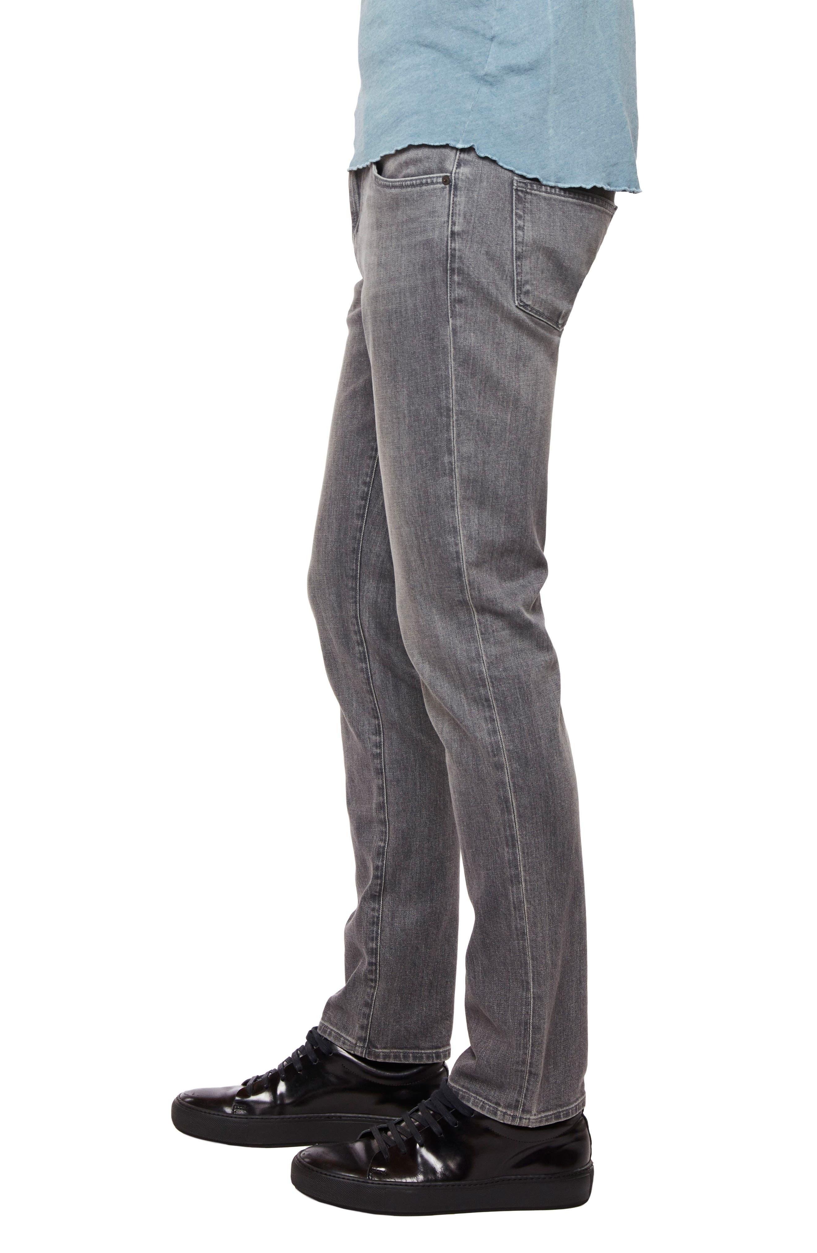 Tyler Slim Fit Jeans,                             Alternate thumbnail 3, color,                             Tributary