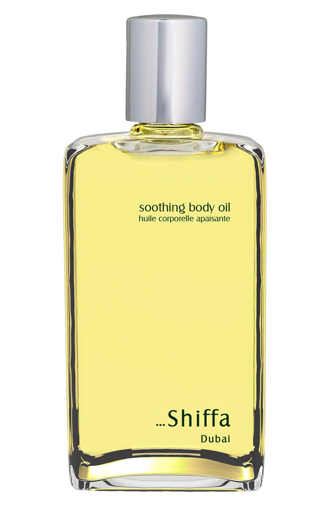 Main Image - Shiffa Soothing Body Oil