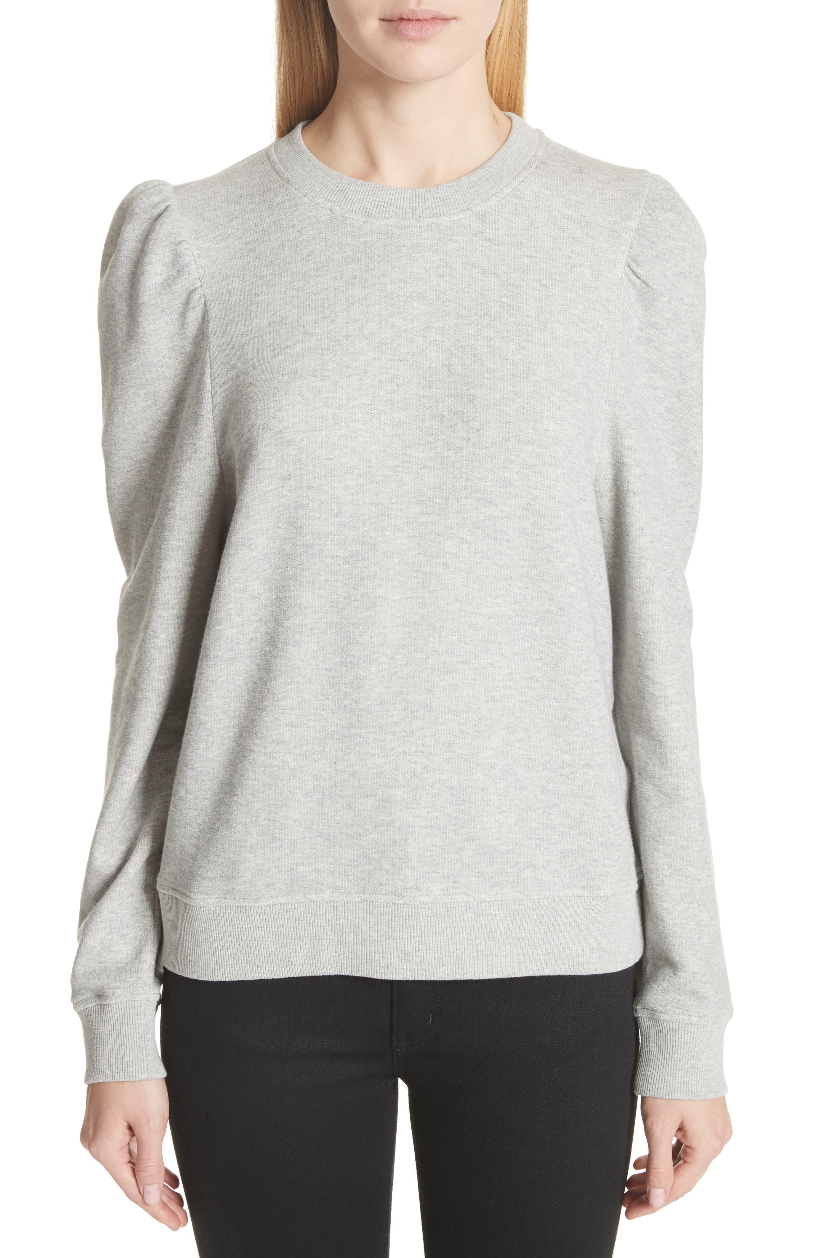 Alternate Image 1 Selected - Stella McCartney Puff Shoulder Sweater