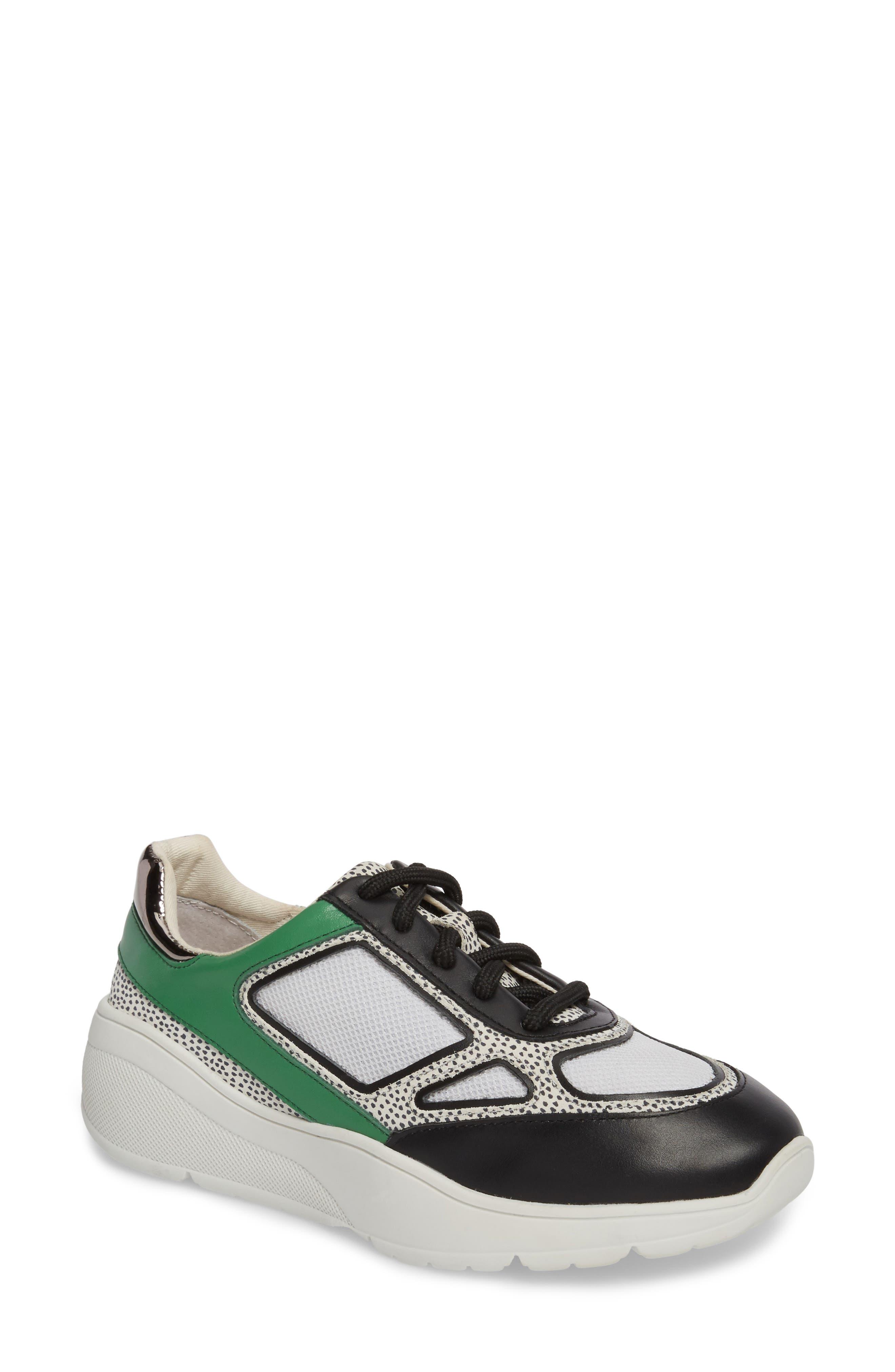 Current Sneaker,                             Main thumbnail 1, color,                             White Multi