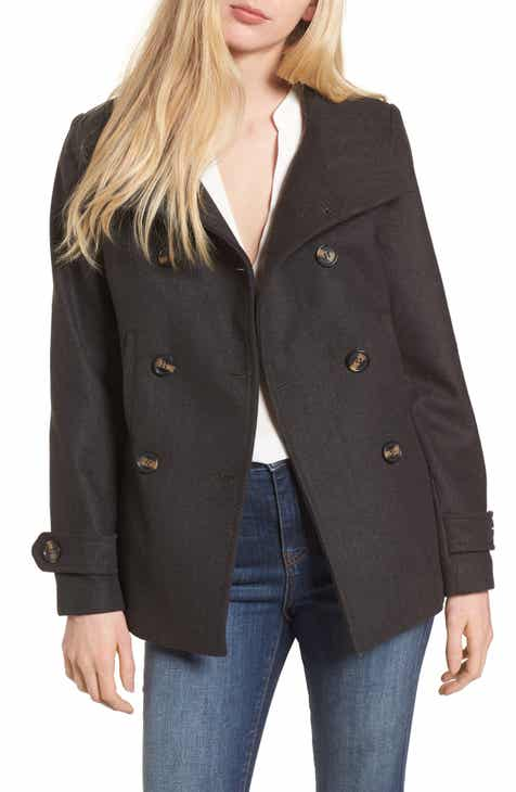 Thread   Supply Double Breasted Peacoat 12e145ab0b04