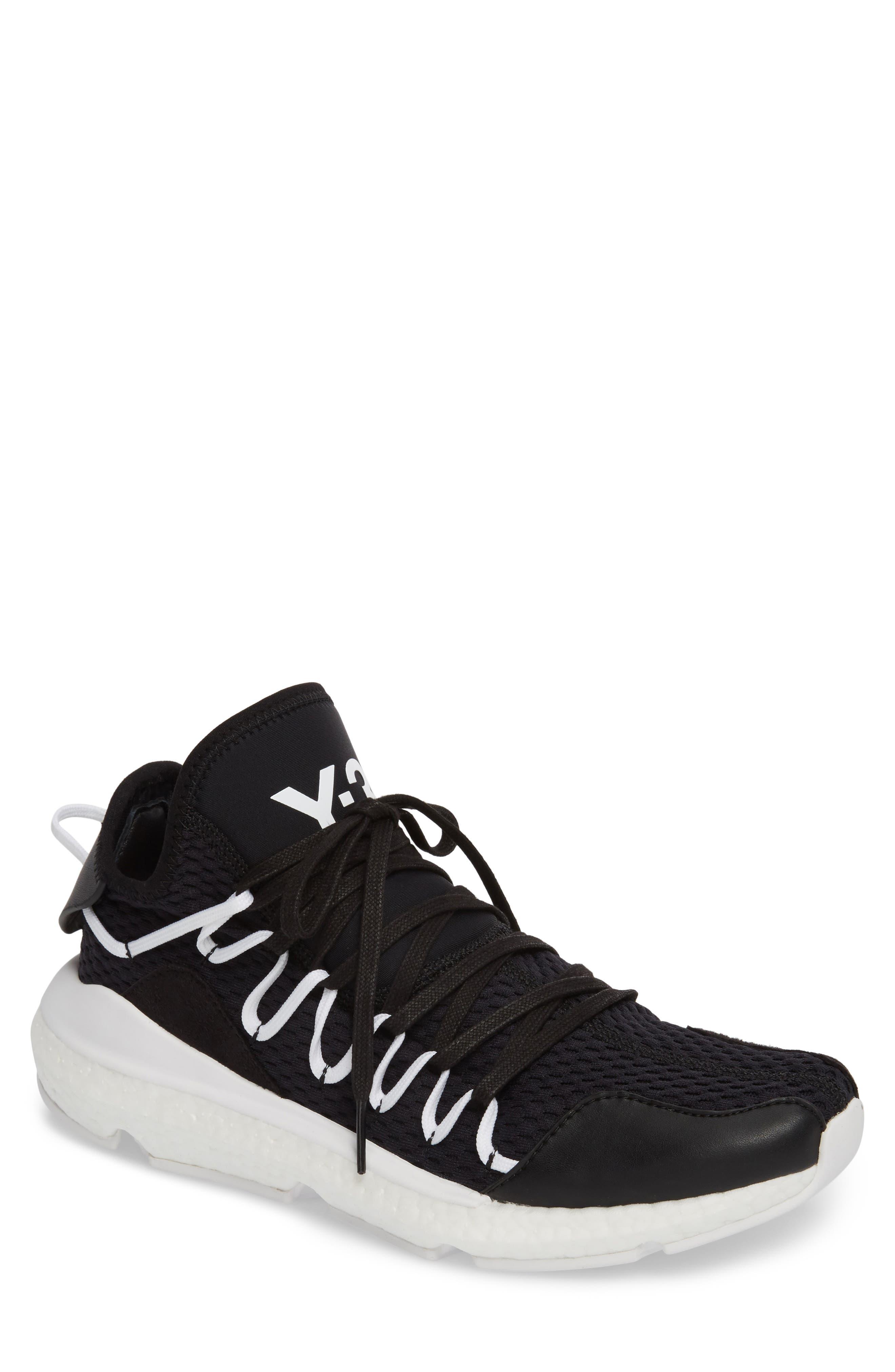 x adidas Kusari Sneaker,                         Main,                         color, Black