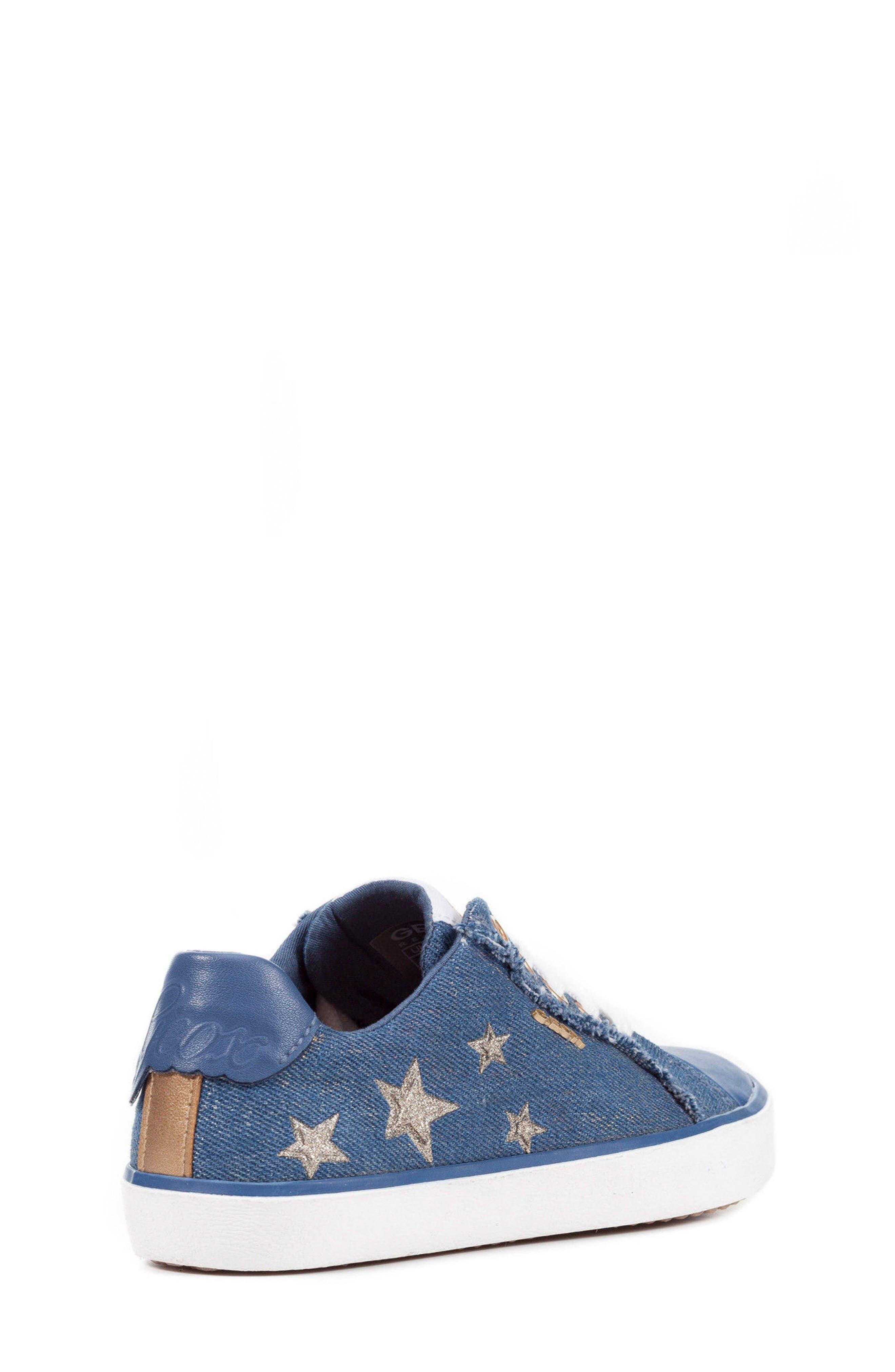 Kilwi Low Top Sneaker,                             Alternate thumbnail 2, color,                             Avio