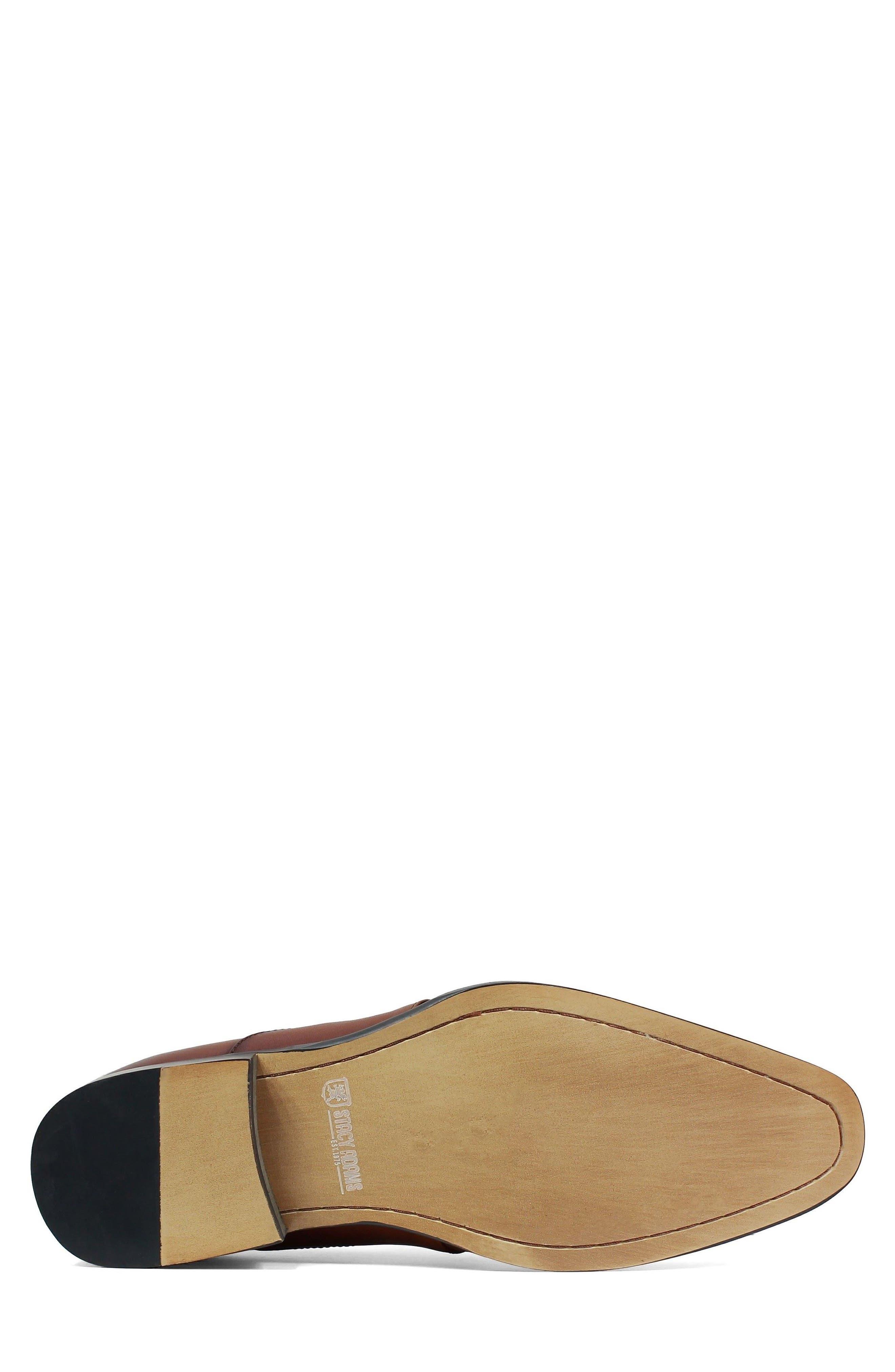 Shaw Bit Loafer,                             Alternate thumbnail 6, color,                             Cognac Leather