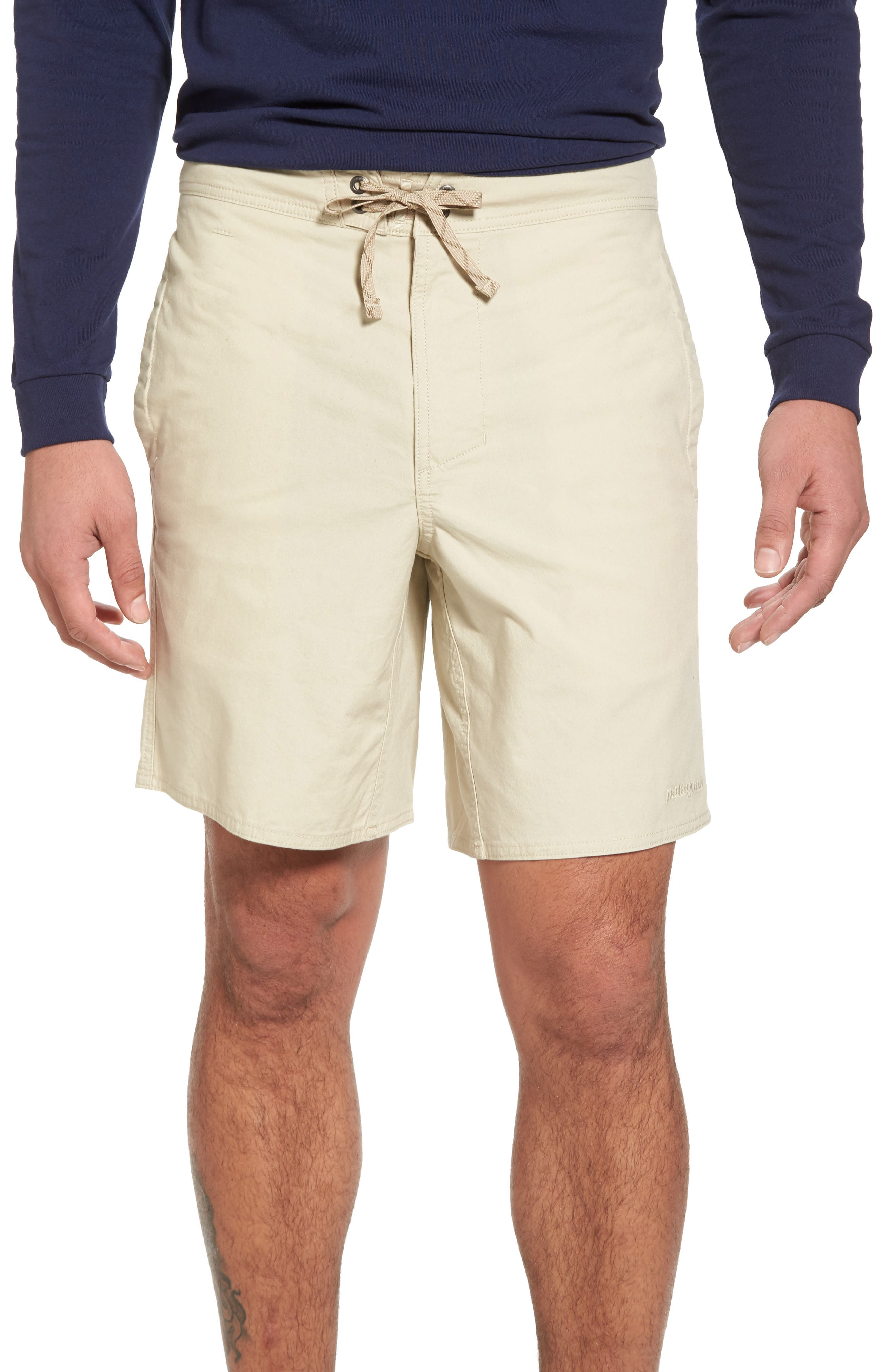 Stretch All-Wear Hybrid Shorts,                         Main,                         color, Pelican