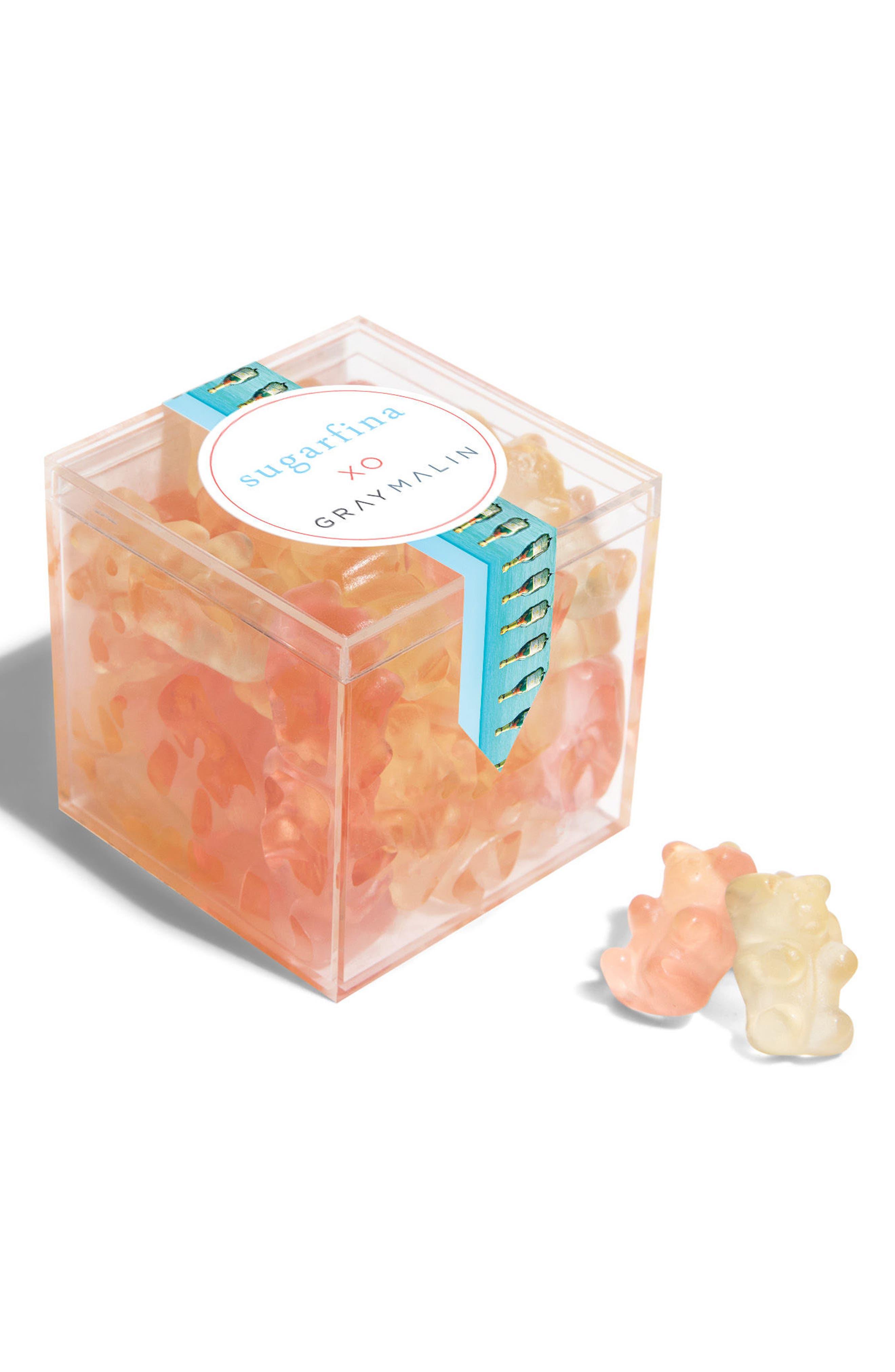 x Gray Malin 3-Piece Candy Bento Box,                             Alternate thumbnail 3, color,                             Blue