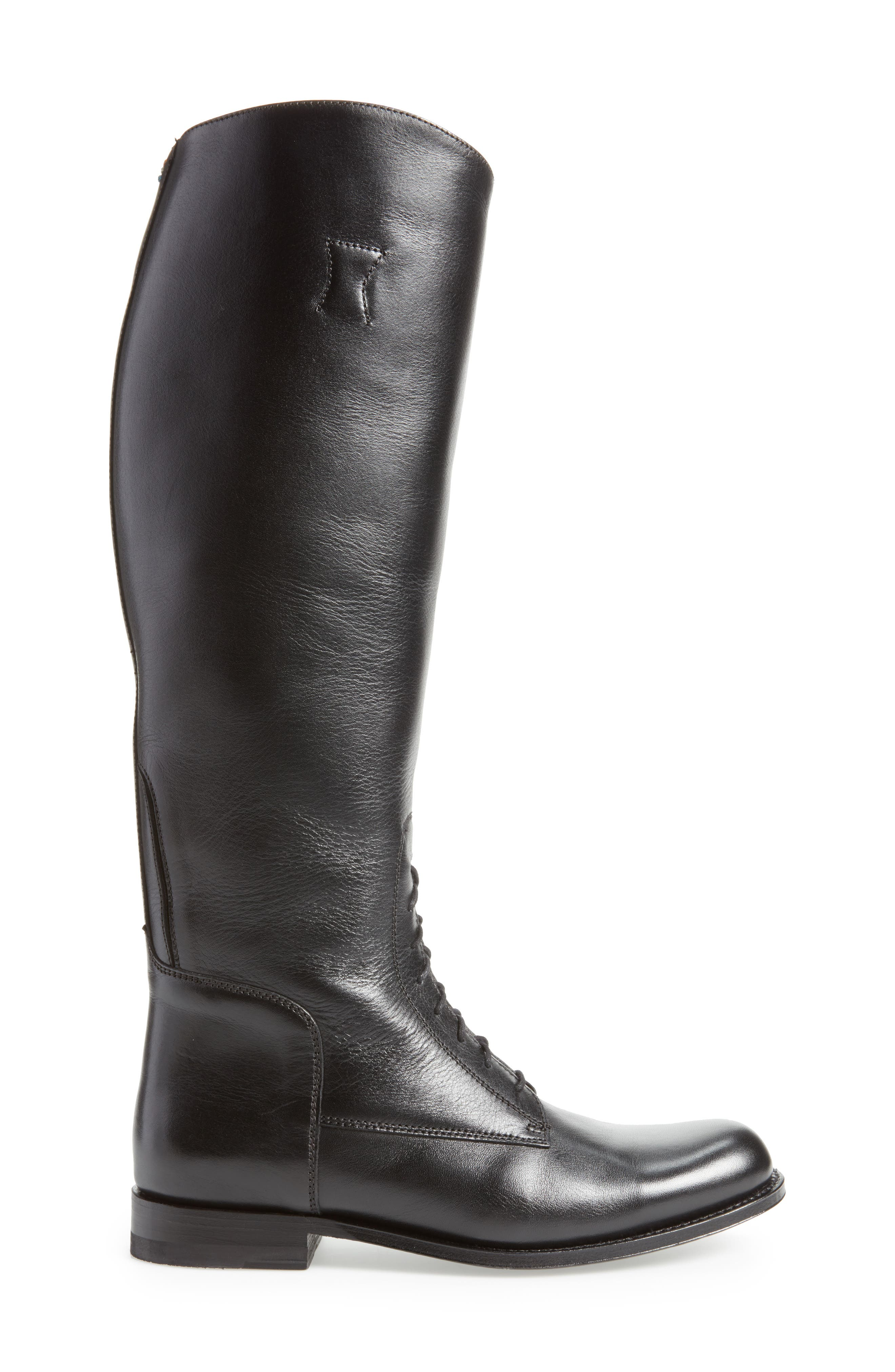 Two24 by Ariat Palencia Boot,                             Alternate thumbnail 3, color,                             Black Leather