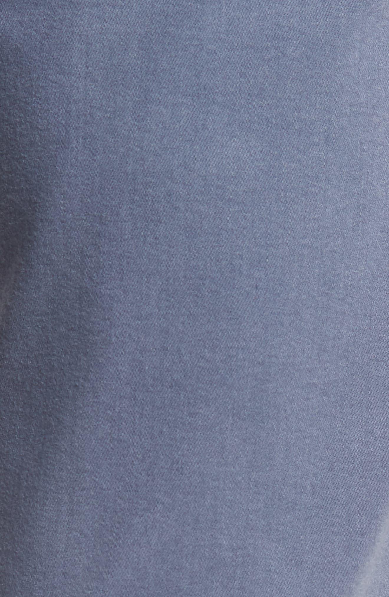 Transcend - Federal Slim Straight Leg Jeans,                             Alternate thumbnail 5, color,                             Vintage Smokey Blue