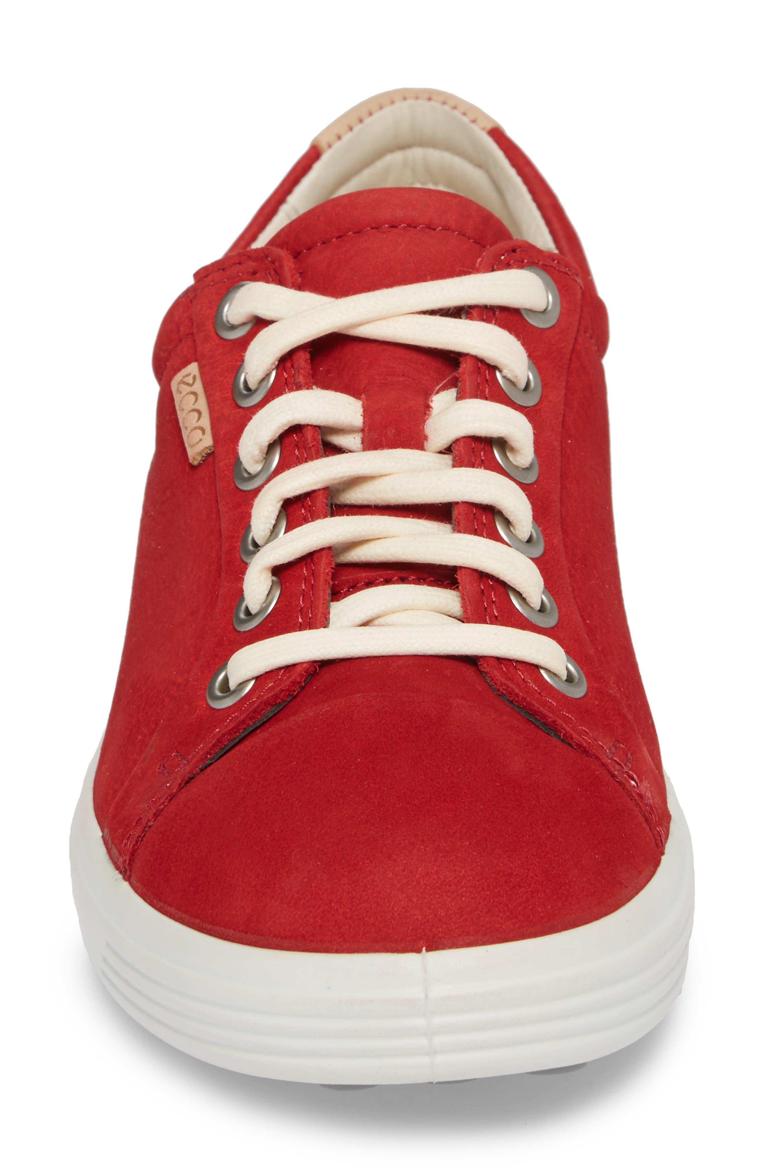 Alternate Image 4  - ECCO 'Soft 7' Cap Toe Sneaker (Women)