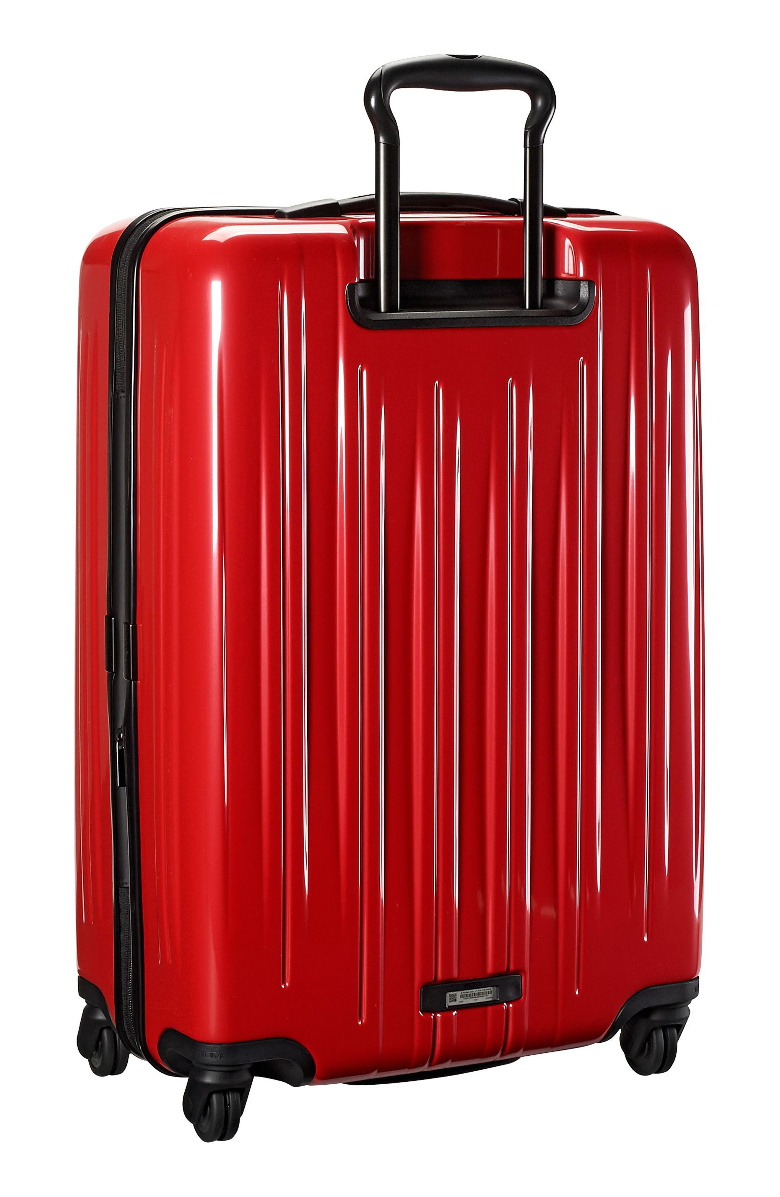 V3 Short Trip 26-Inch Expandable Wheeled Packing Case,                             Alternate thumbnail 2, color,                             Hot Pink