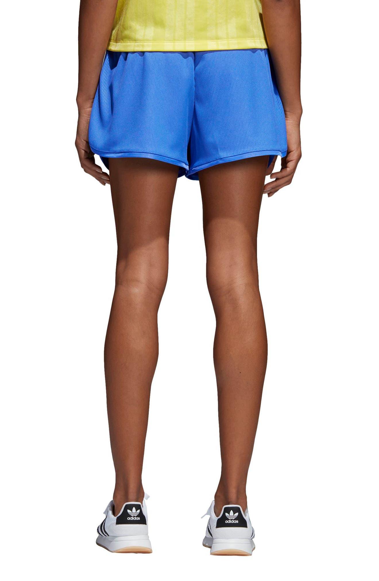 Originals Fashion League Shorts,                             Alternate thumbnail 2, color,                             Hi-Res Blue