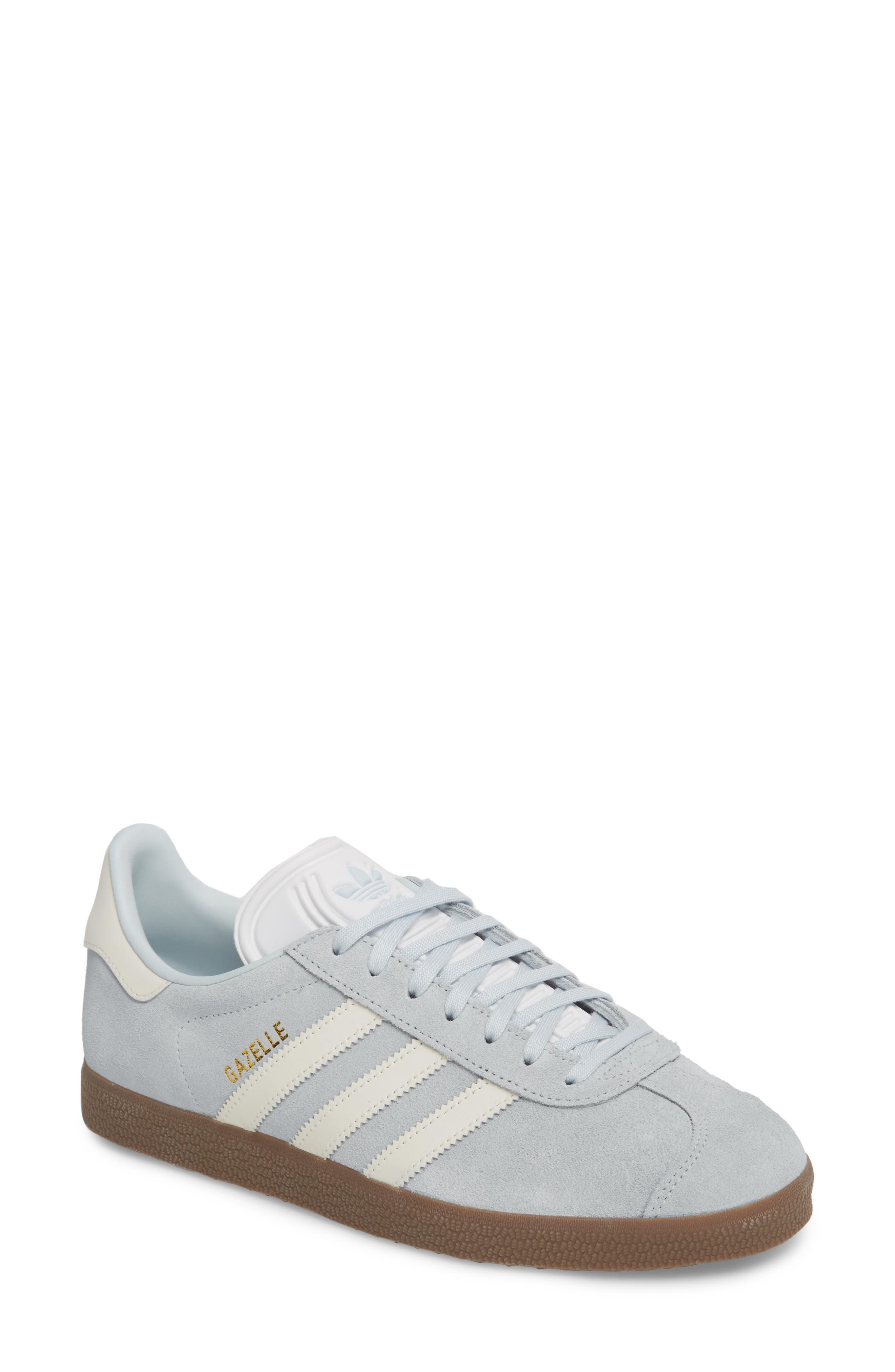 adidas gazelle womens gray
