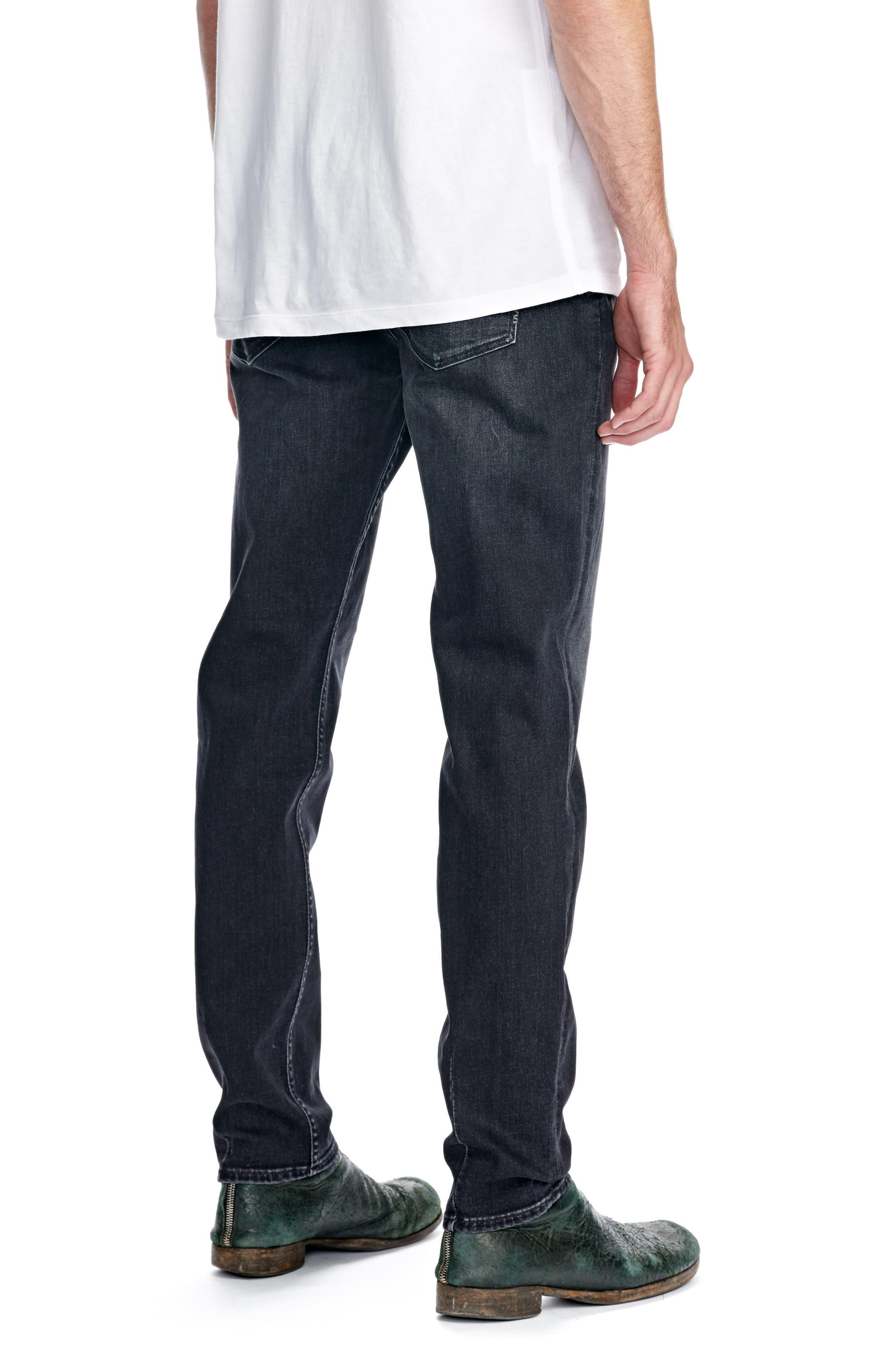 Lou Slim Fit Jeans,                             Alternate thumbnail 2, color,                             Paralyzer