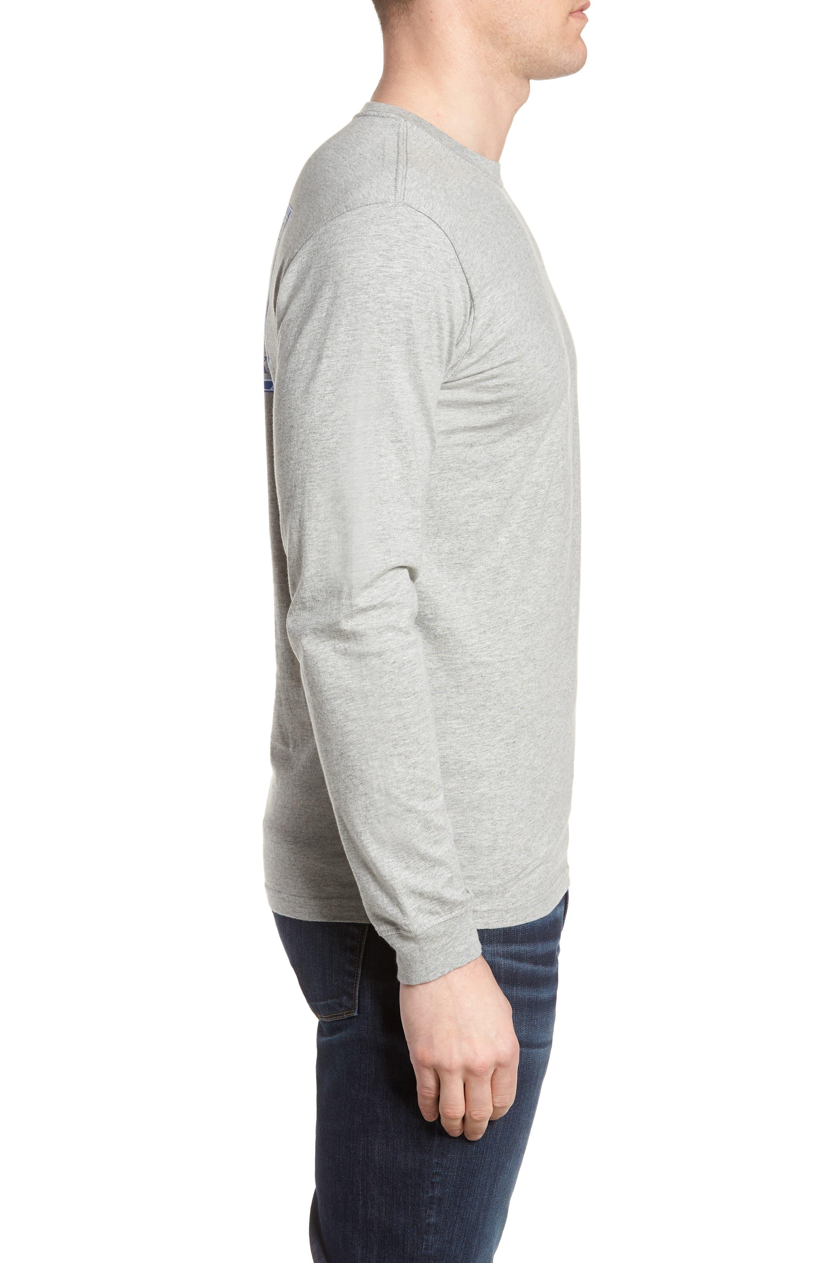 Original Skipjack T-Shirt,                             Alternate thumbnail 3, color,                             Grey