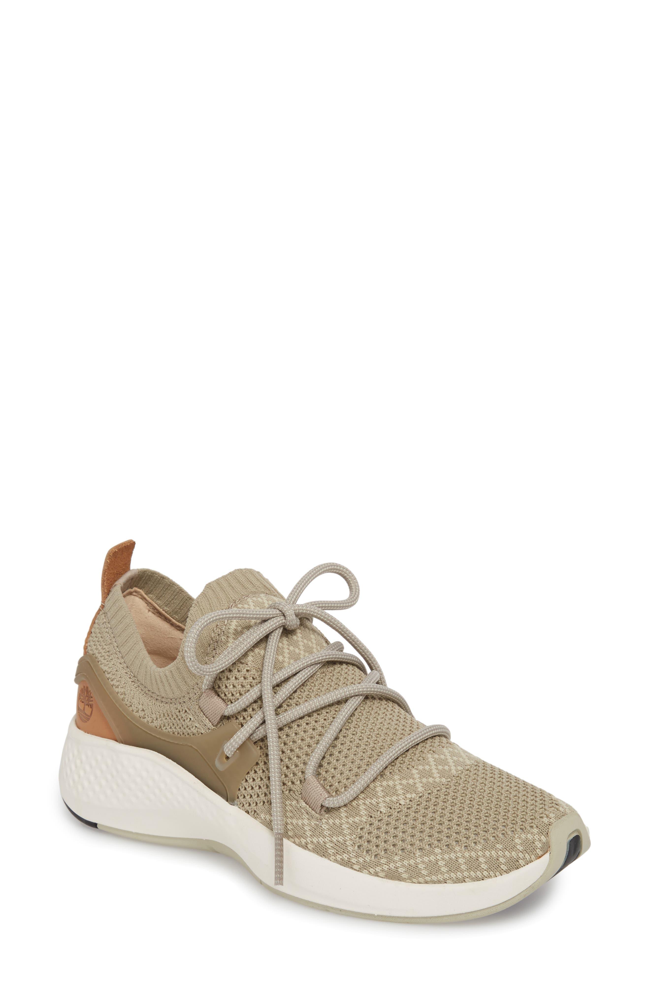 Timberland FlyRoam Go Knit Sneaker (Women)