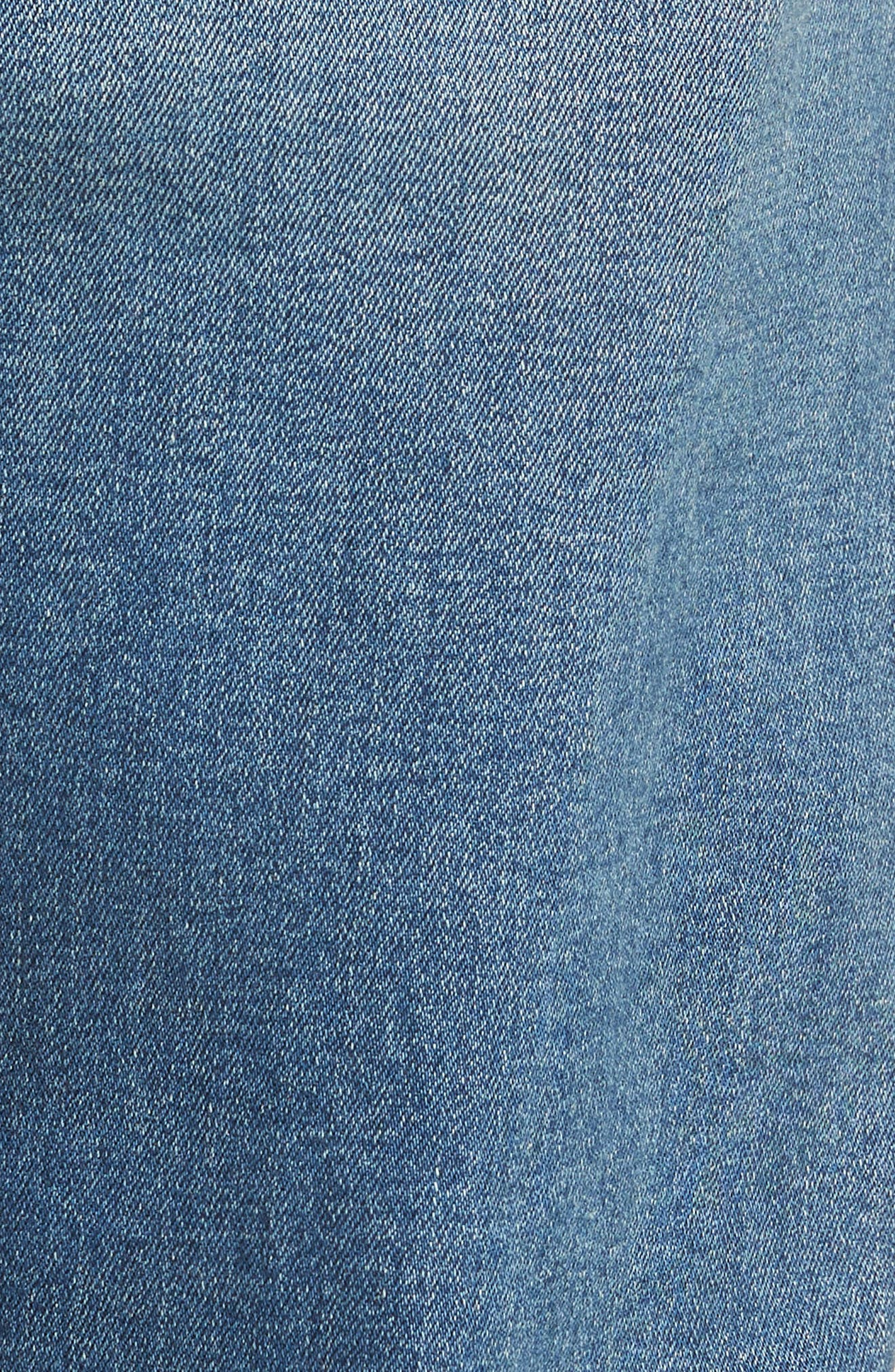 Gage Slim Straight Leg Jeans,                             Alternate thumbnail 5, color,                             Hemingway
