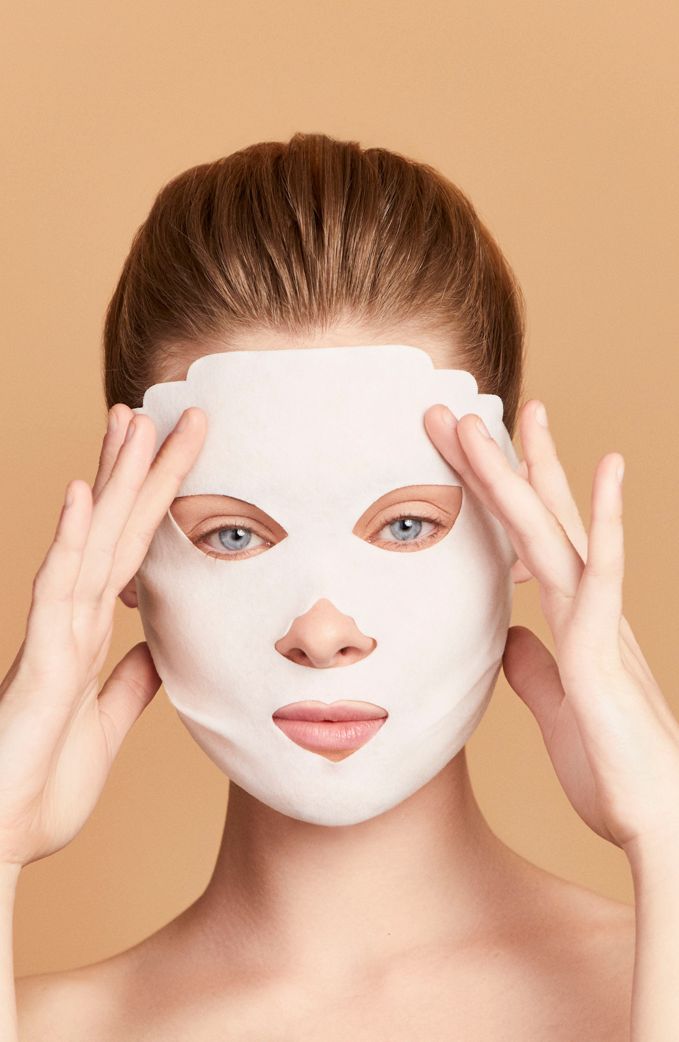 Instant Solutions<sup>®</sup> Dry Sheet Mask,                             Alternate thumbnail 4, color,                             No Color