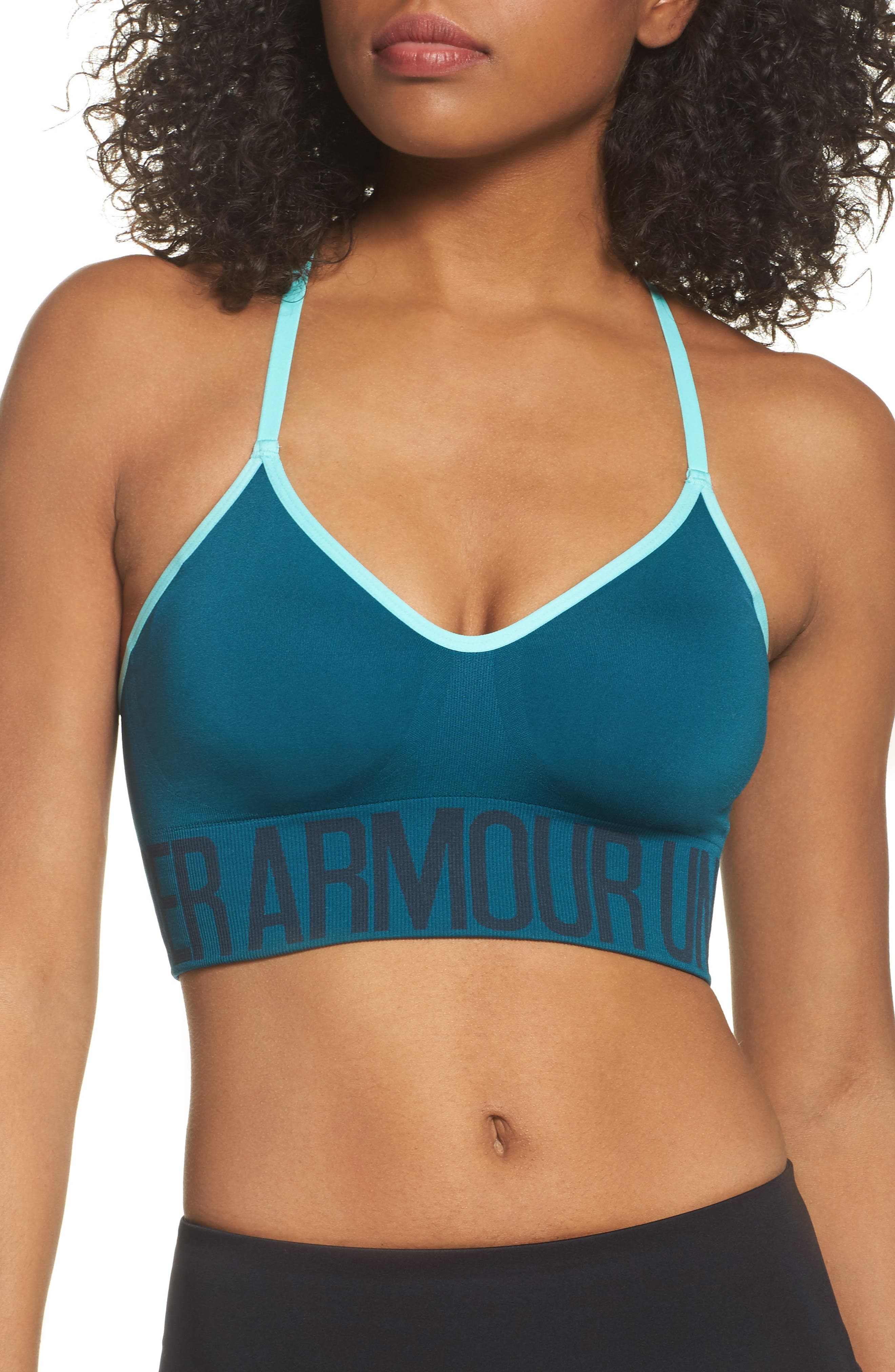 Under Armour Seamless HeatGear® Sports Bra
