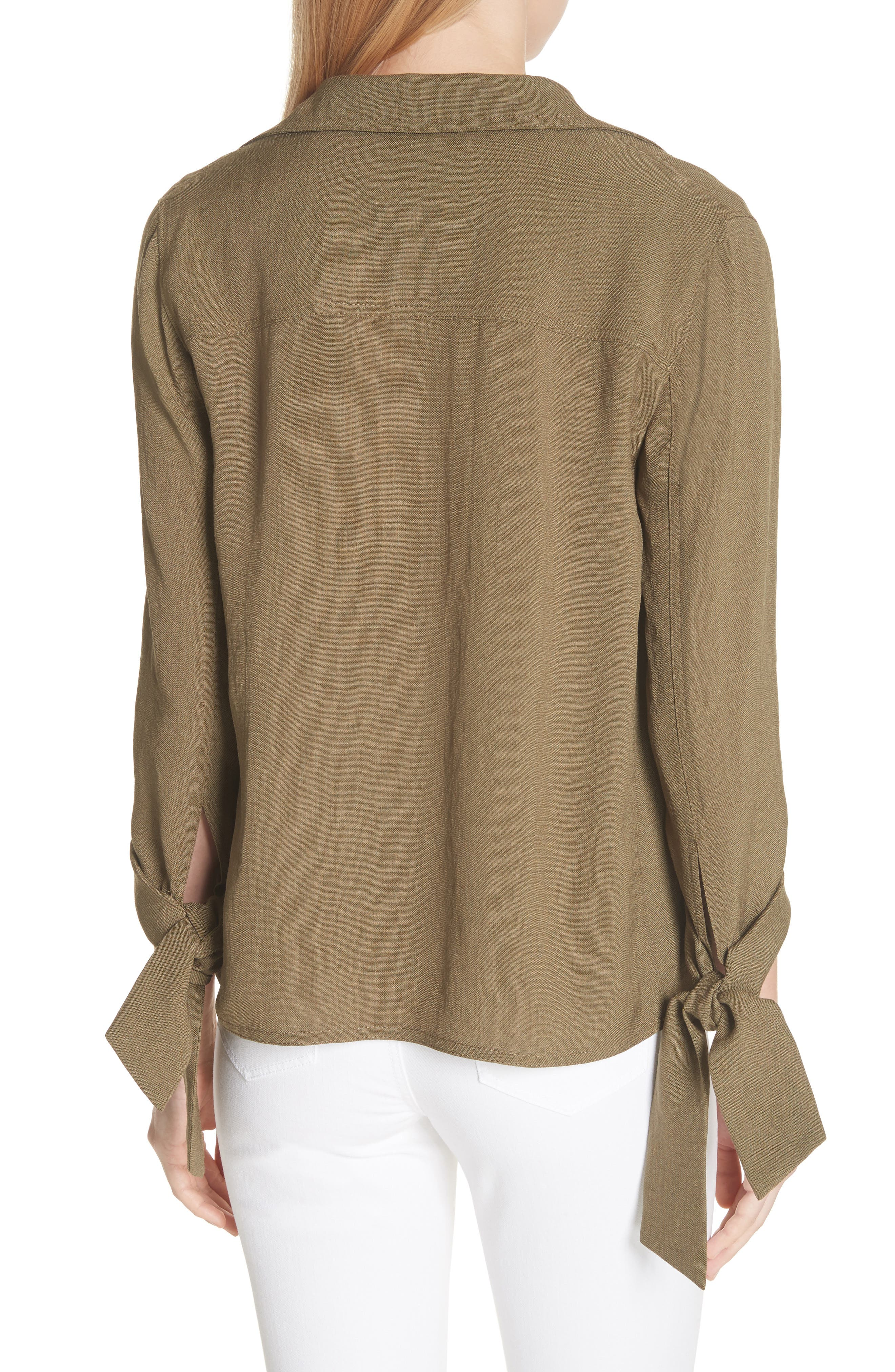 Alternate Image 2  - Lafayette 148 New York Grant Altruistic Cloth Jacket