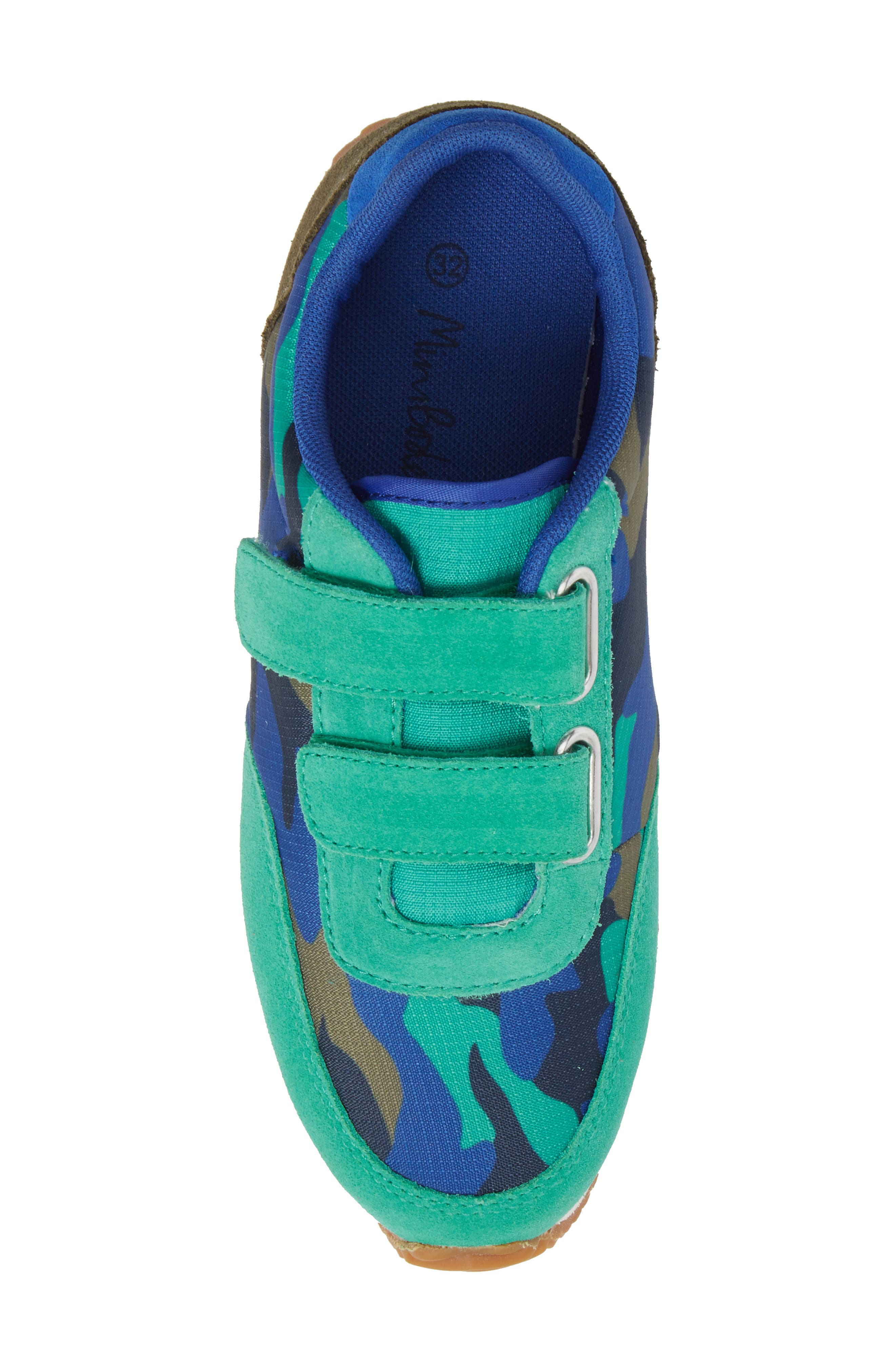 Print Sneakers,                             Alternate thumbnail 5, color,                             Astro Green
