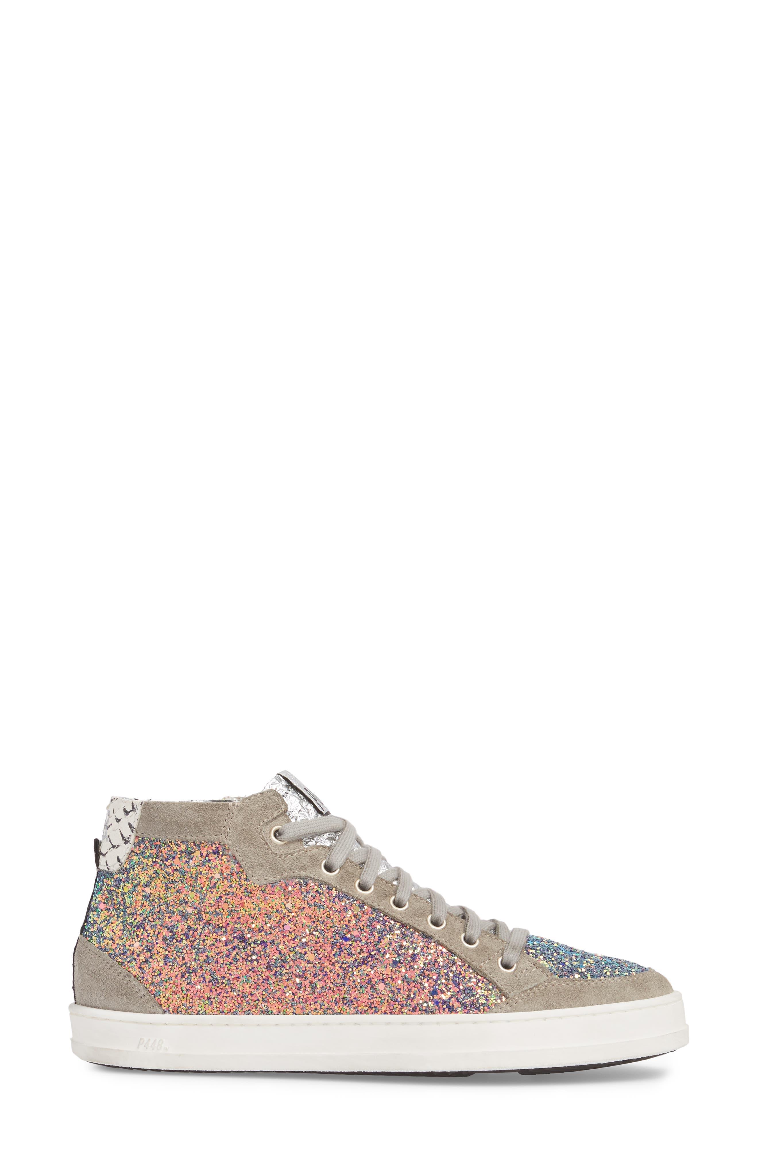 Love Sneaker,                             Alternate thumbnail 3, color,                             Multicolor