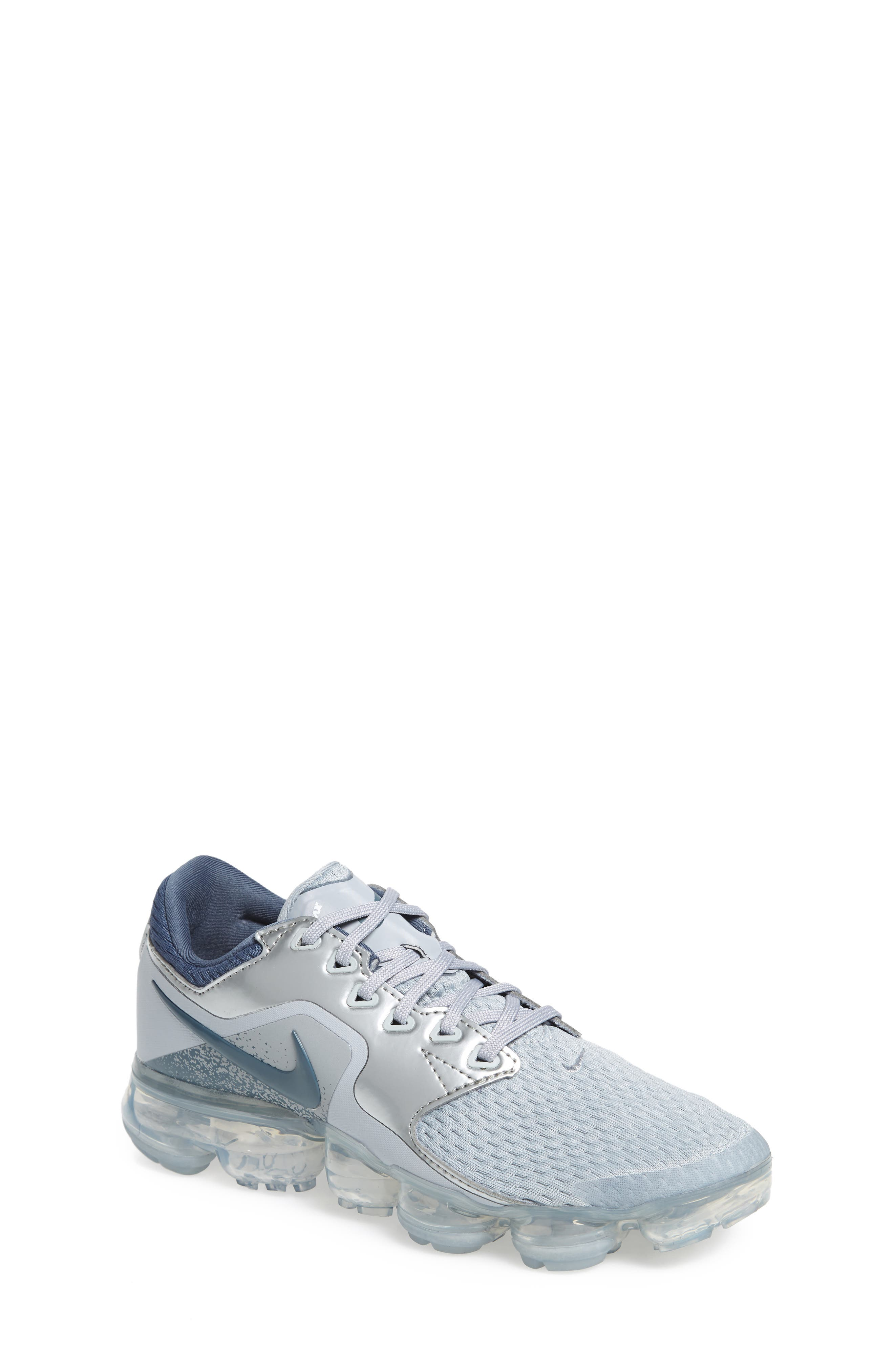 Nike Air VaporMax GS Running Shoe (Big Kid)