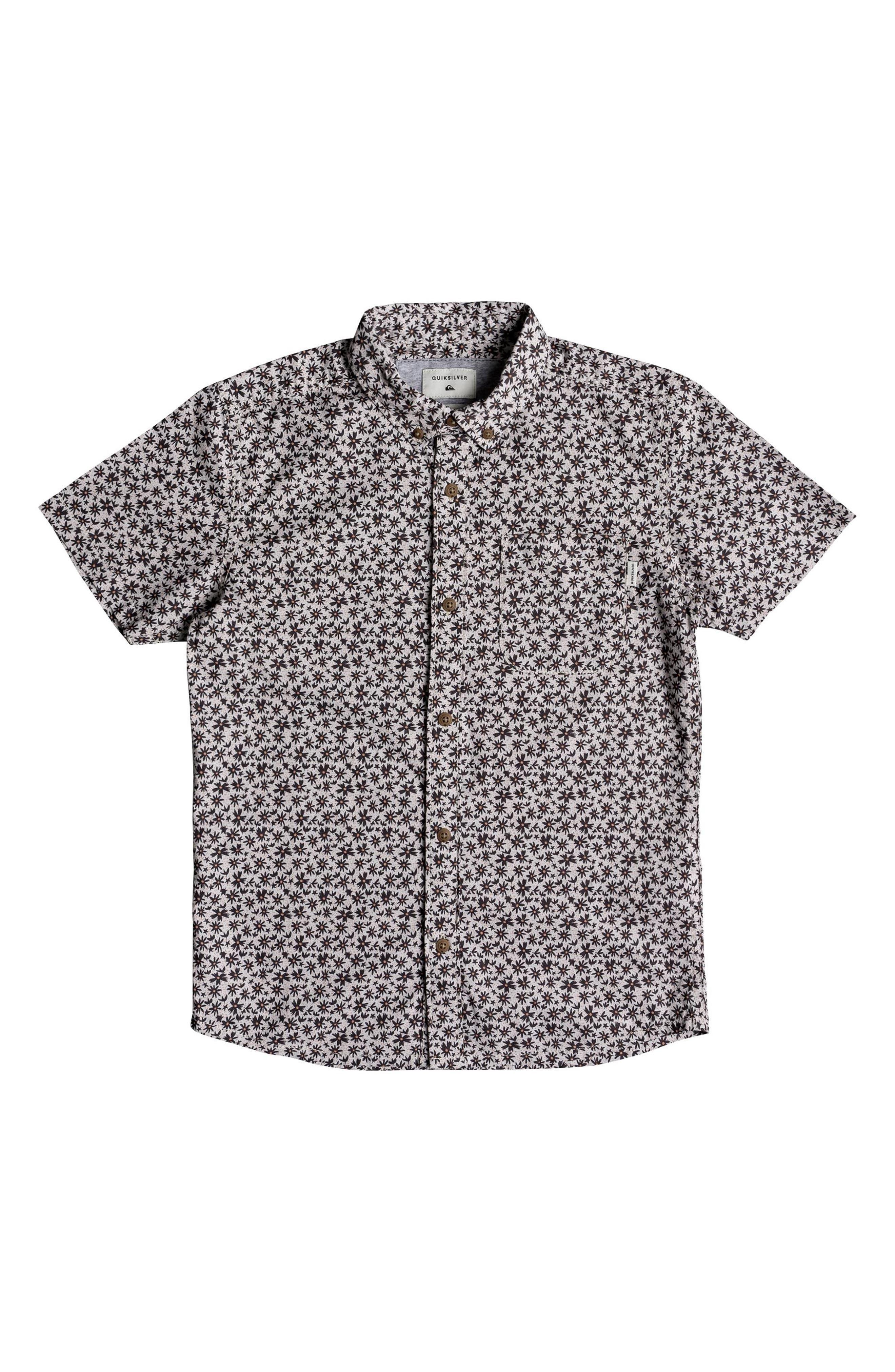 Quiksilver Minikani Woven Shirt (Big Boys)