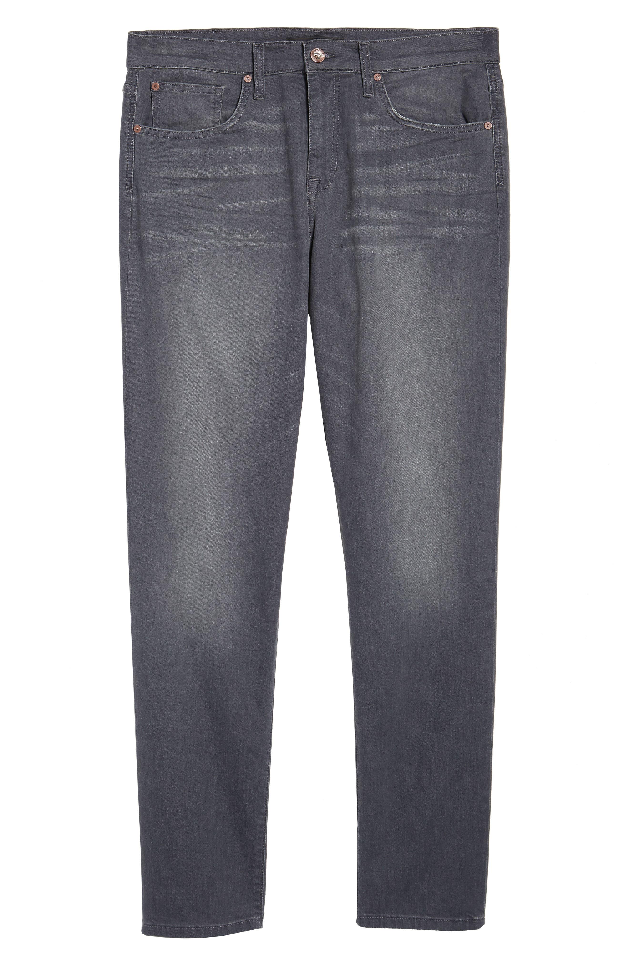 Folsom Athletic Slim Fit Jeans,                             Alternate thumbnail 6, color,                             Julian