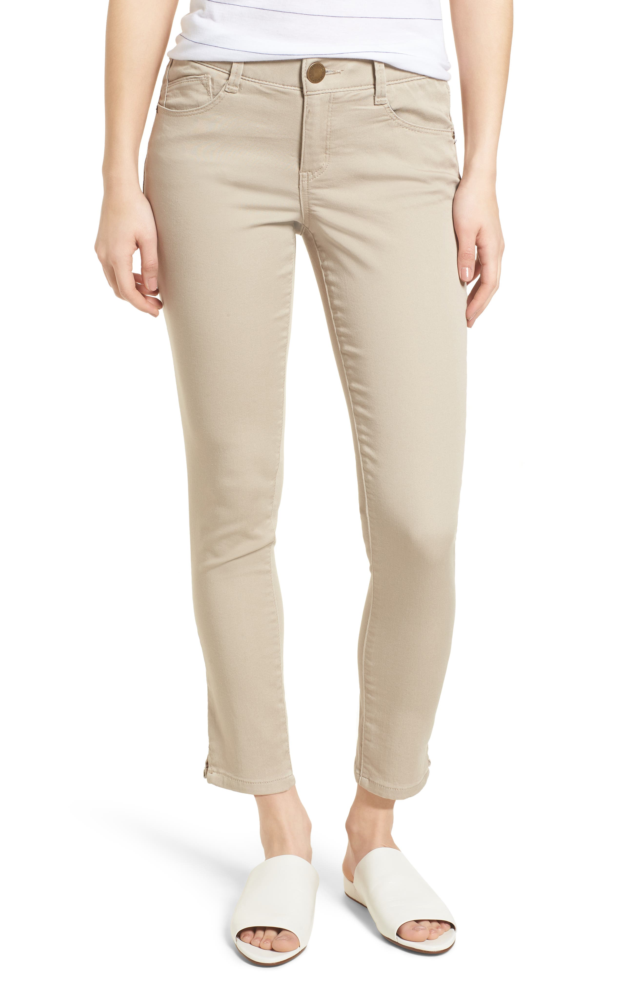 Wit & Wisdon Ab-solution Ankle Skimmer Jeans (Regular & Petite) (Nordstrom Exclusive)