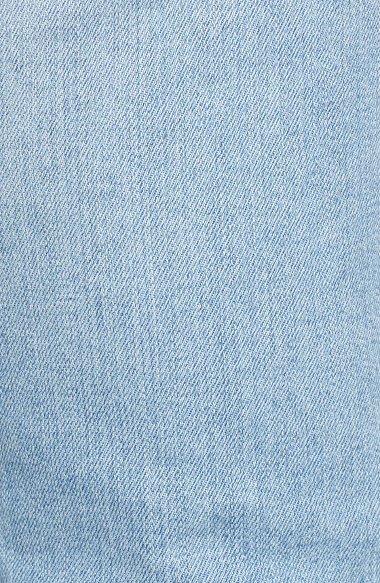 Stockton Skinny Fit Jeans,                             Alternate thumbnail 5, color,                             21 Years Solstice