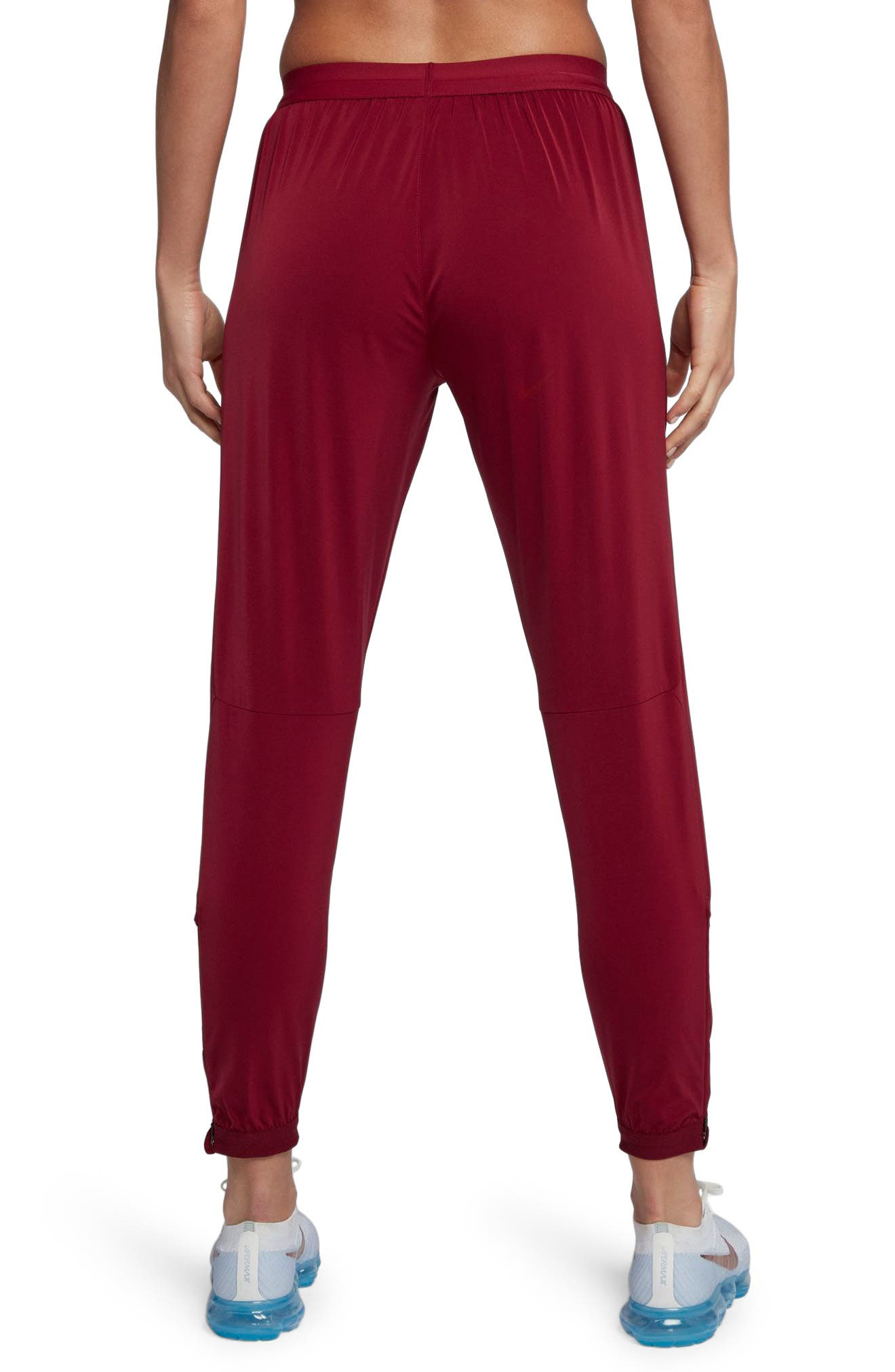 Women's Dry Running Stadium Pants,                             Alternate thumbnail 2, color,                             Team Red/ Vintage Coral