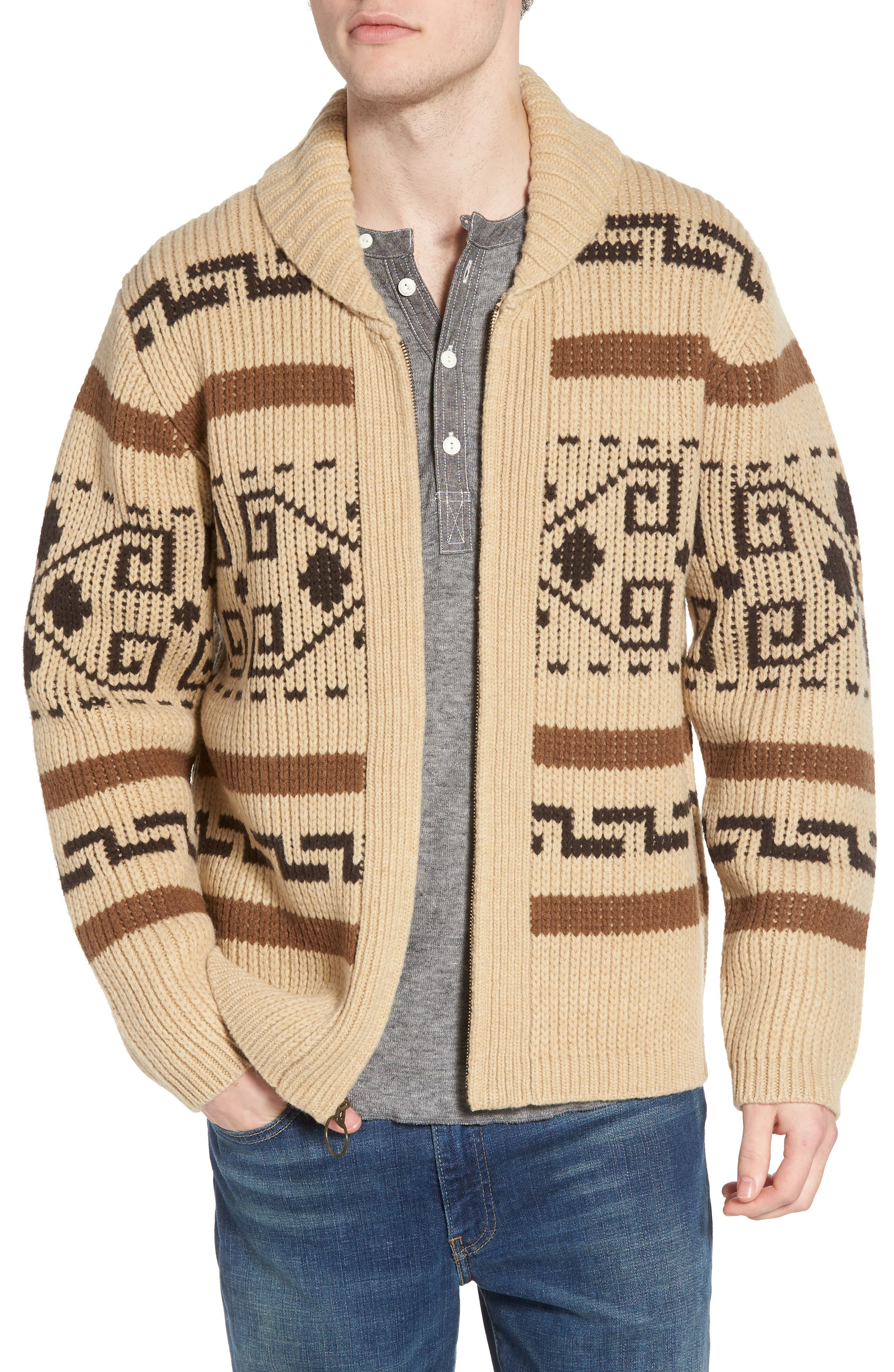 Main Image - Pendleton Original Westerly Sweater