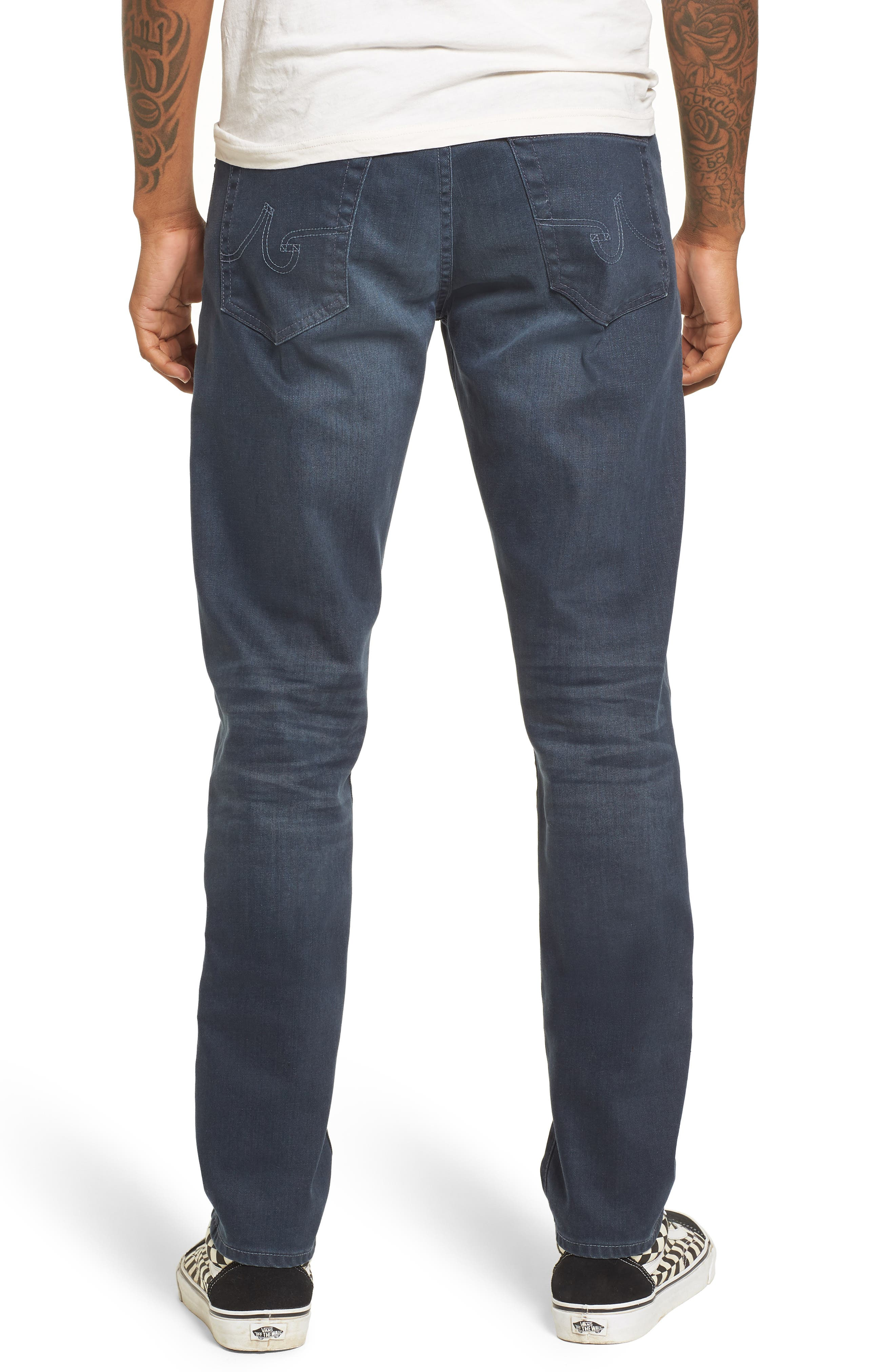 Dylan Skinny Fit Jeans,                             Alternate thumbnail 2, color,                             9 Years Tidepool
