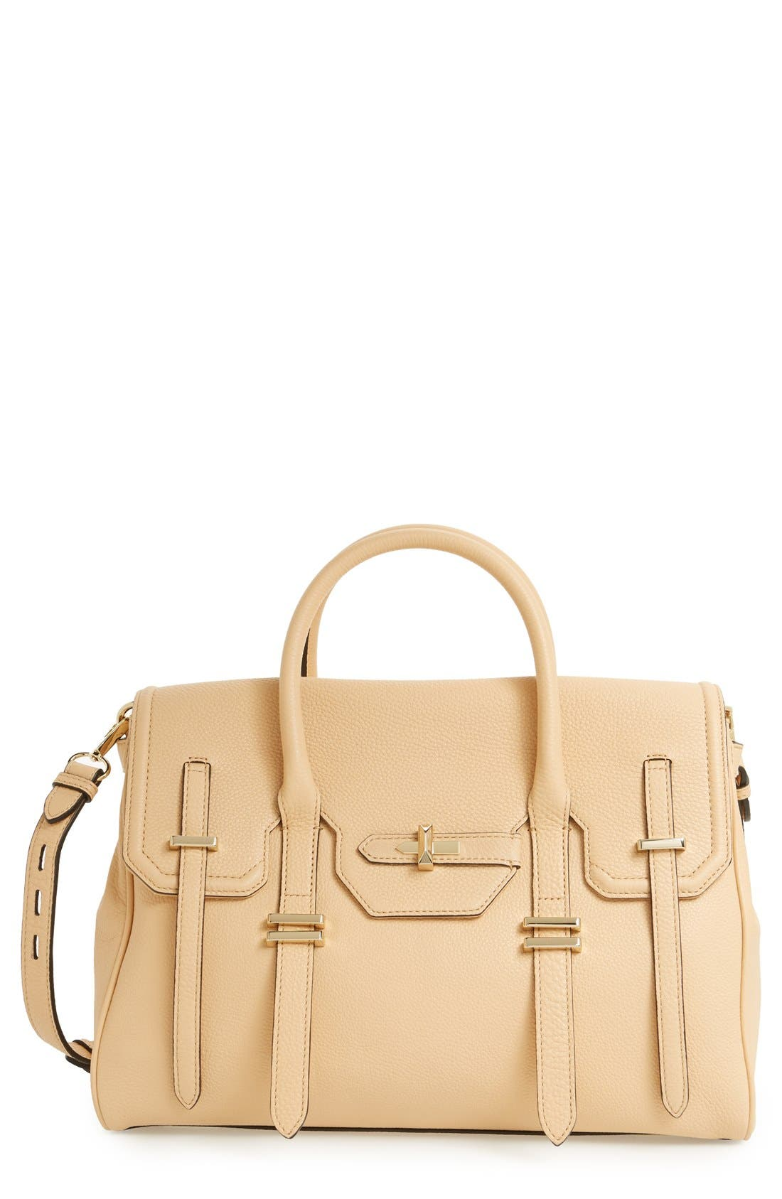 Main Image - Rebecca Minkoff 'Jules' Leather Satchel
